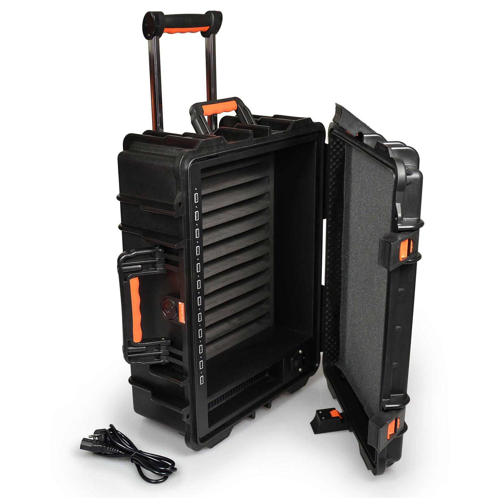 Port Connect Charging Suitcase (12 unités)