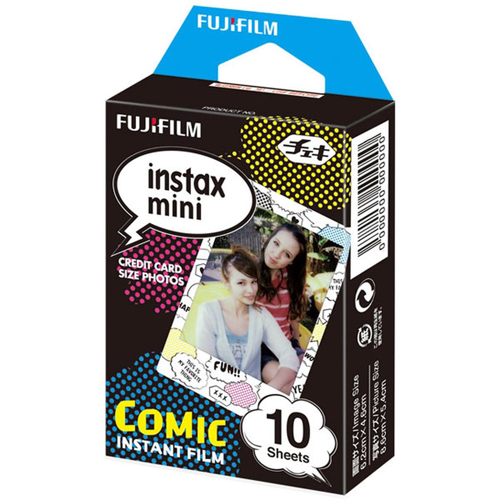 Fujifilm instax mini Comic