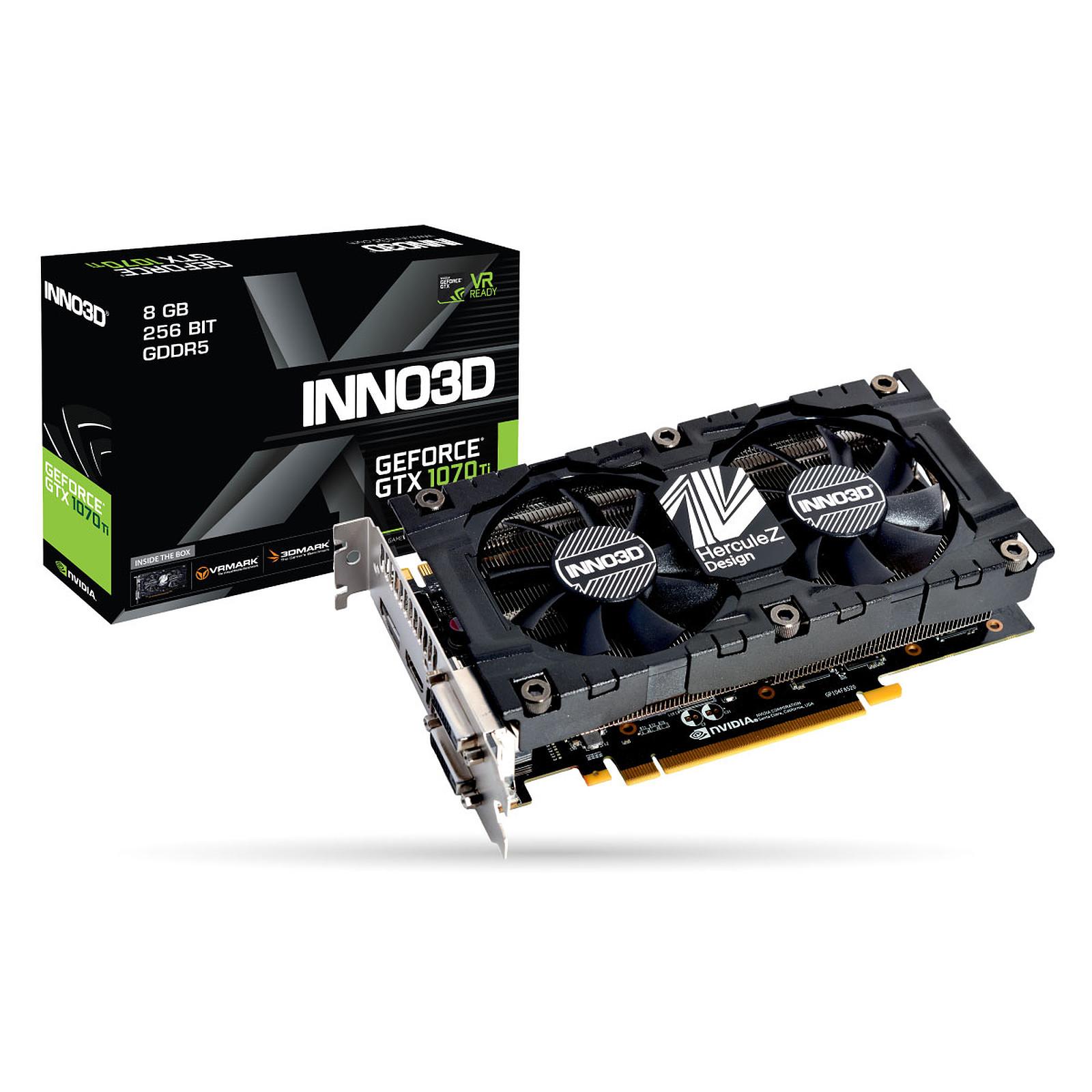 INNO3D GeForce GTX 1070 Ti TWIN X2 V2