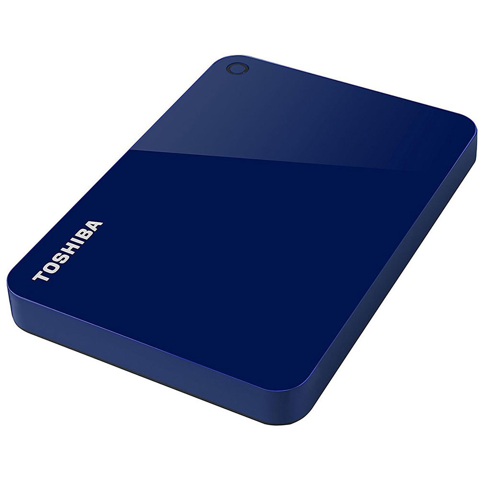 Toshiba Canvio Advance 2 To Bleu