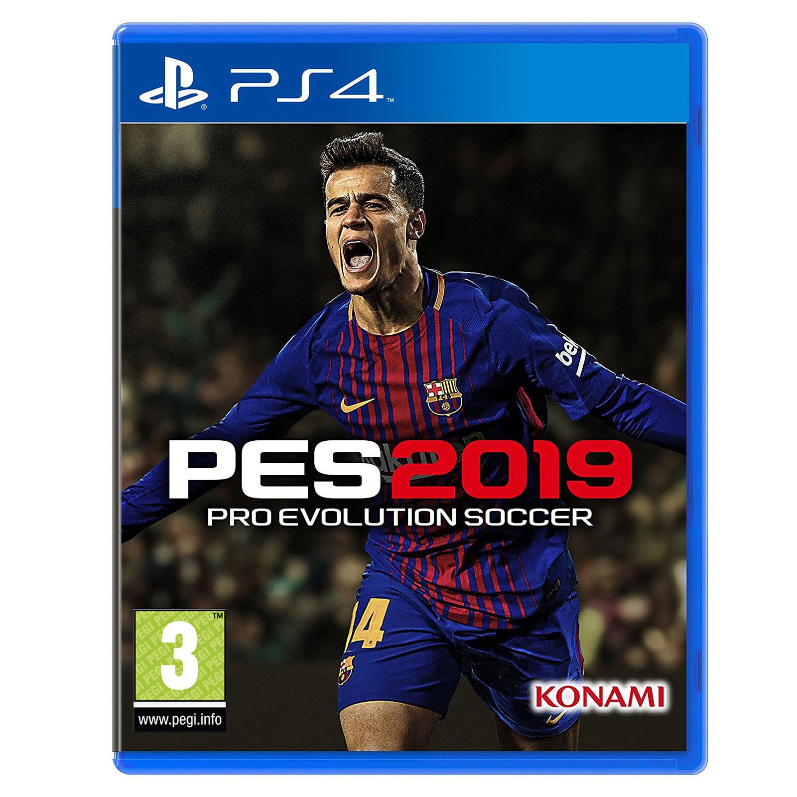 Pes 2019 Ps4 Juegos Ps4 Konami En Ldlc Com
