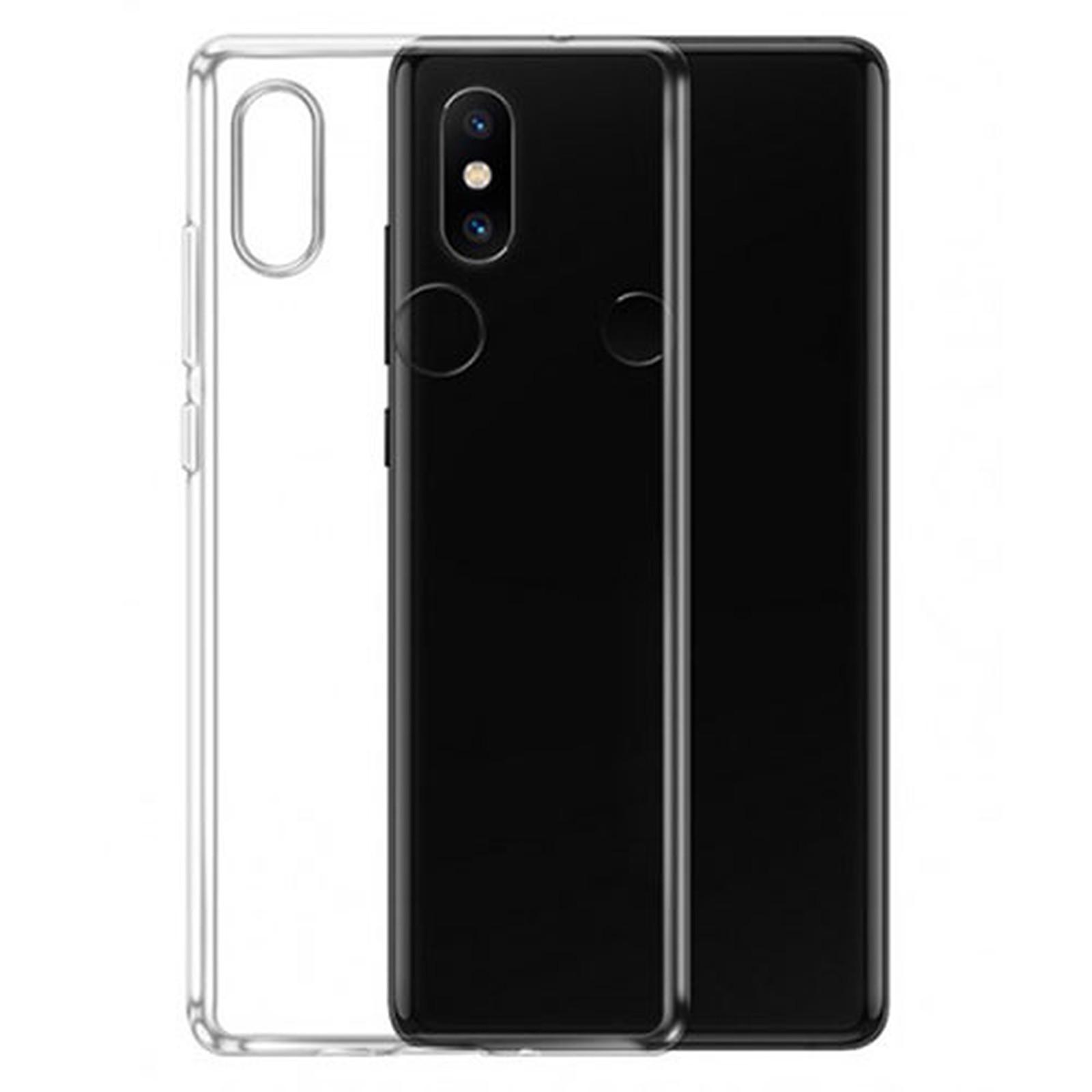 Akashi Coque TPU Transparente Xiaomi Mi Mix 2S
