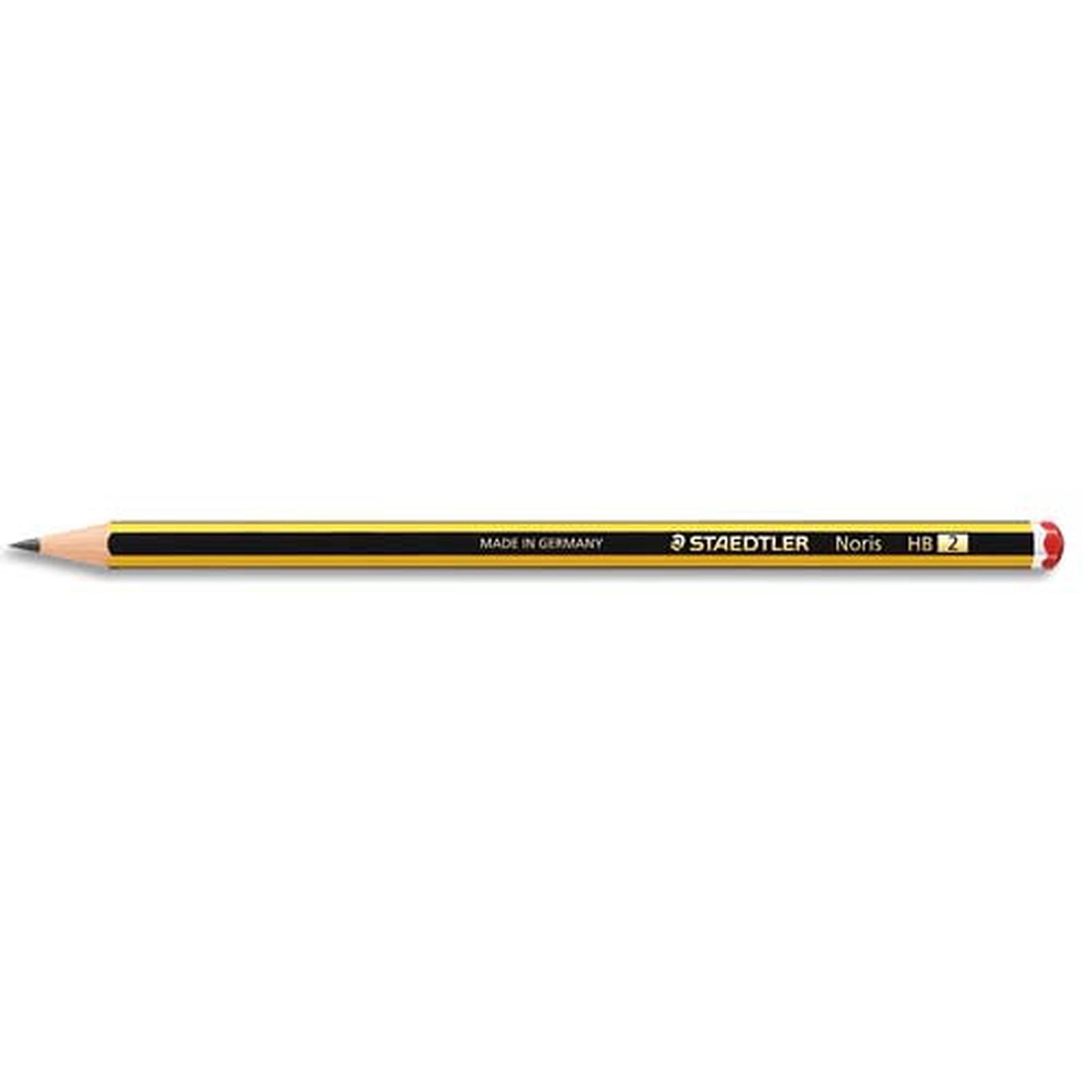 STAEDTLER Crayon Noris HB 120-2