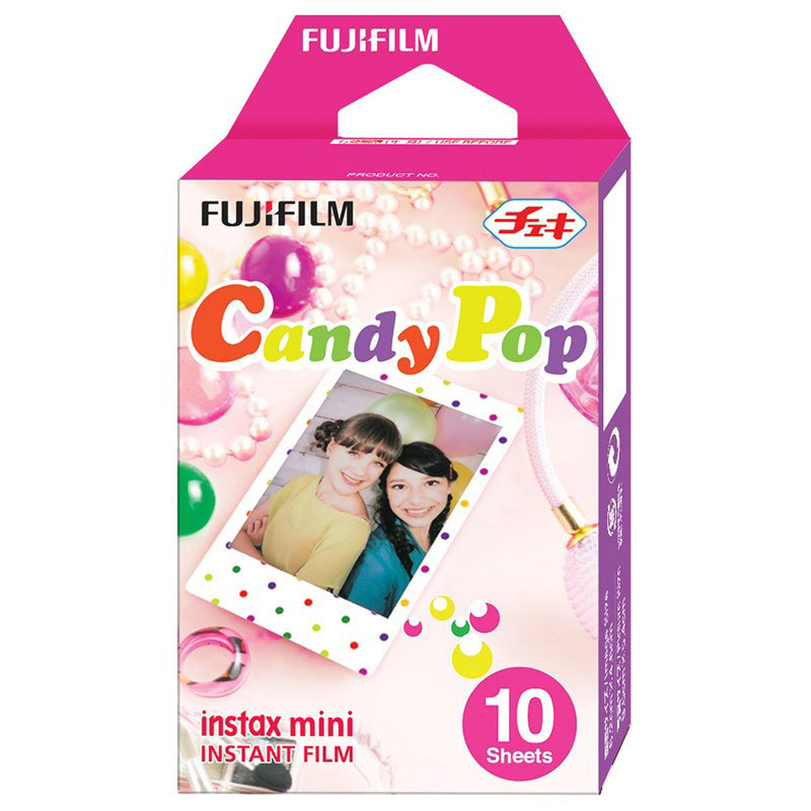 Fujifilm instax mini Monopack Candy Pop