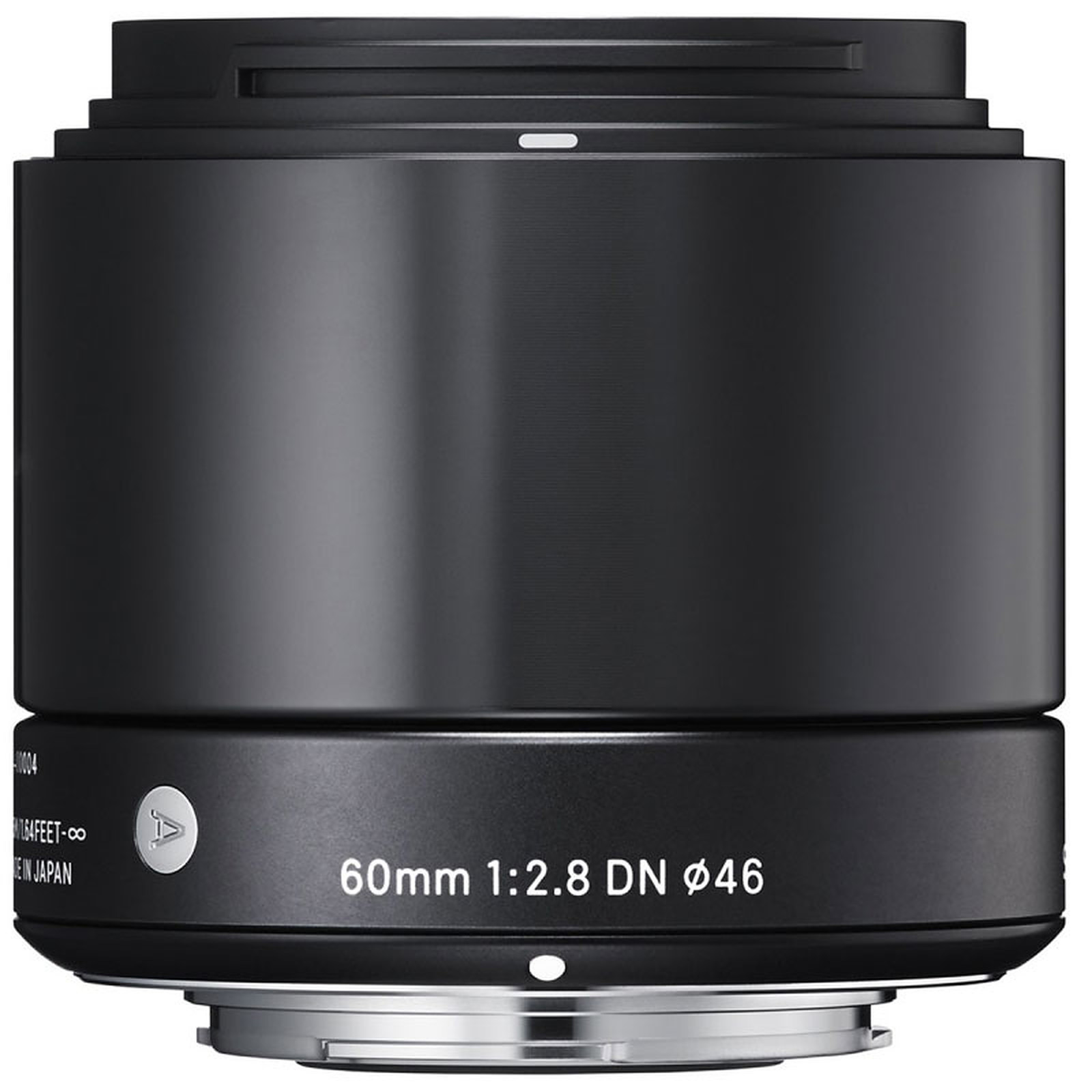 SIGMA 60mm F2.8 DN Noir monture Sony E