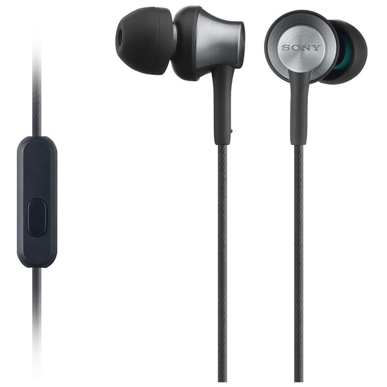 Sony MDR-EX650AP Noir
