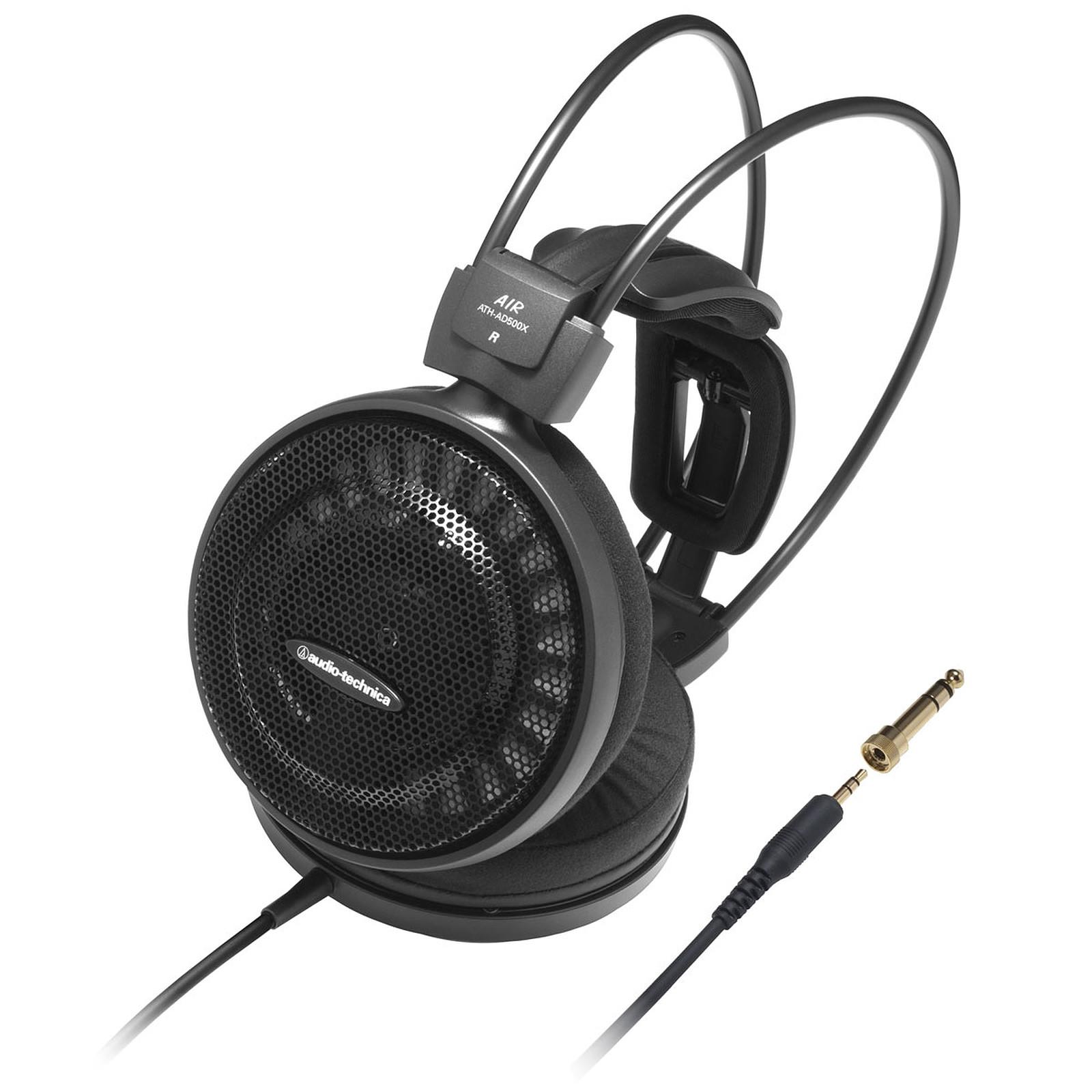Audio-Technica ATH-AD500X Noir