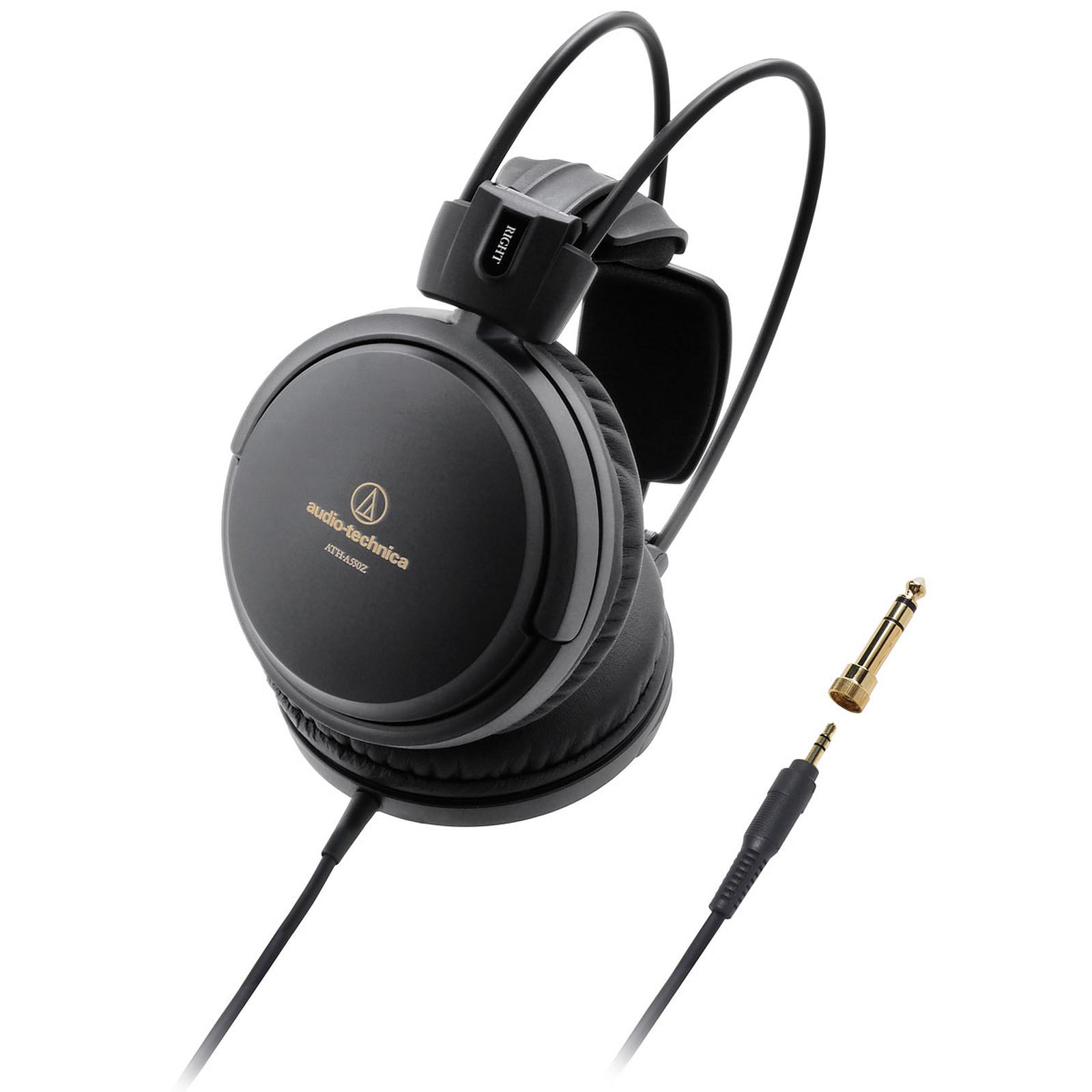 Audio-Technica ATH-A550Z Noir