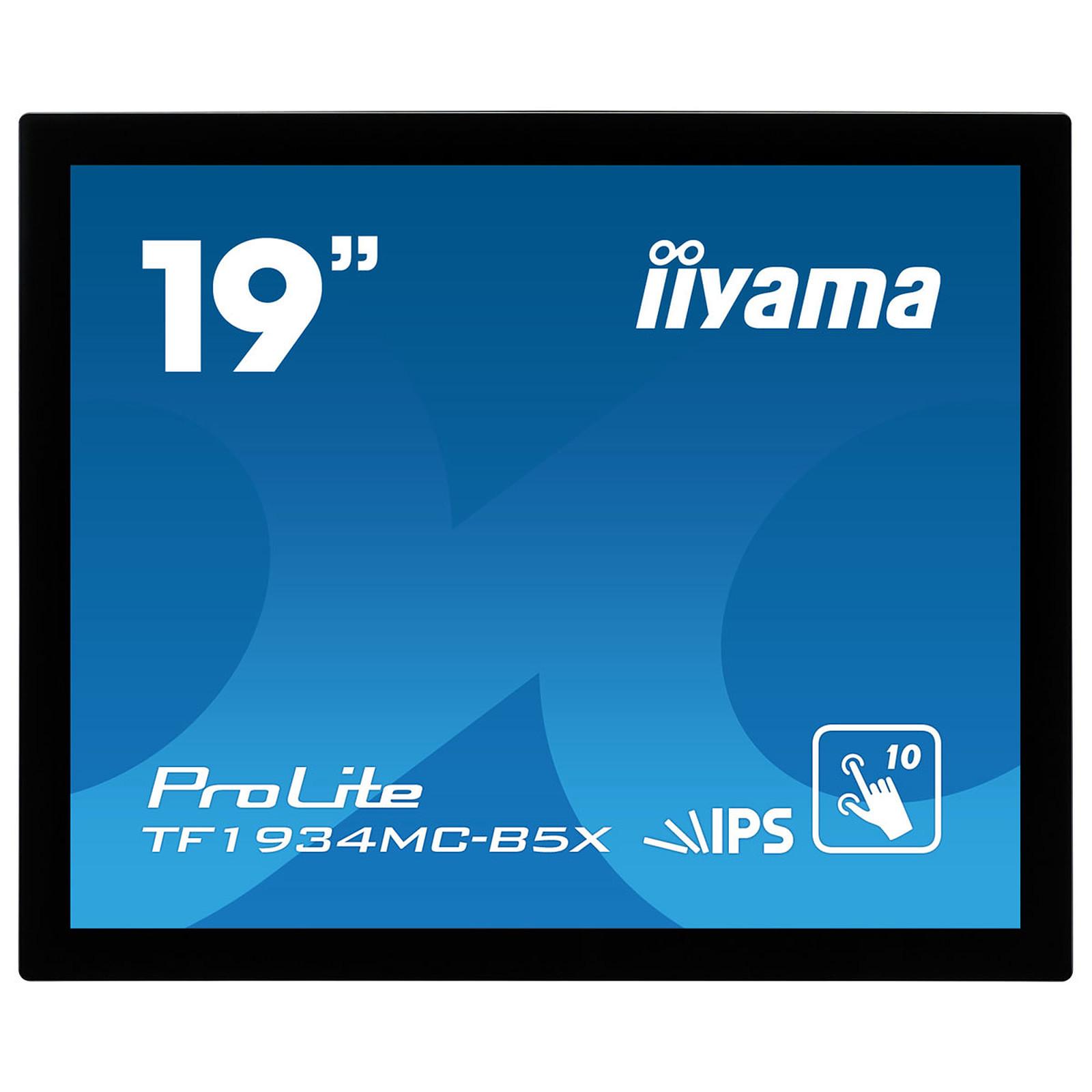 "iiyama 19"" LED Tactile - ProLite TF1934MC-B5X"
