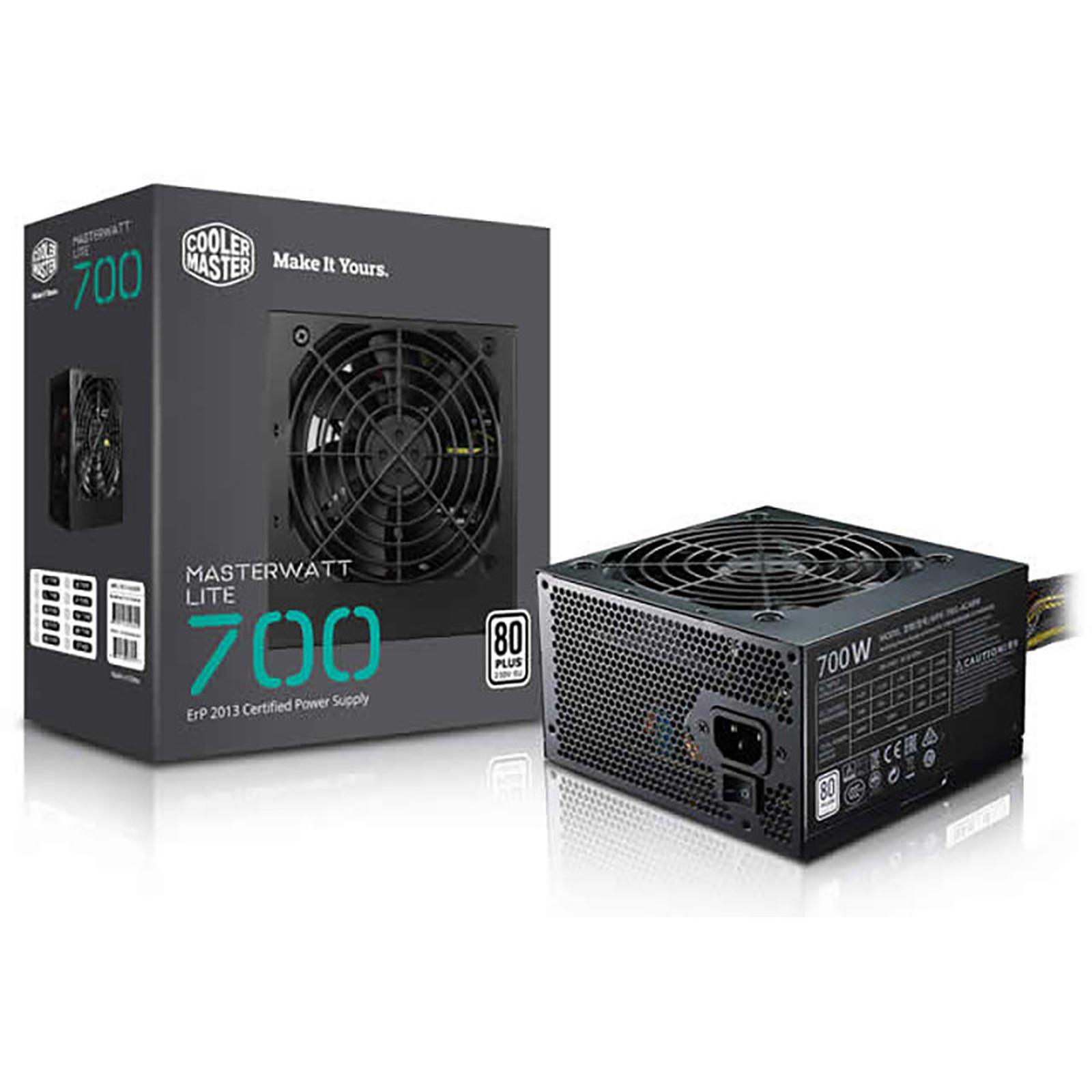 Cooler Master MasterWatt Lite 700