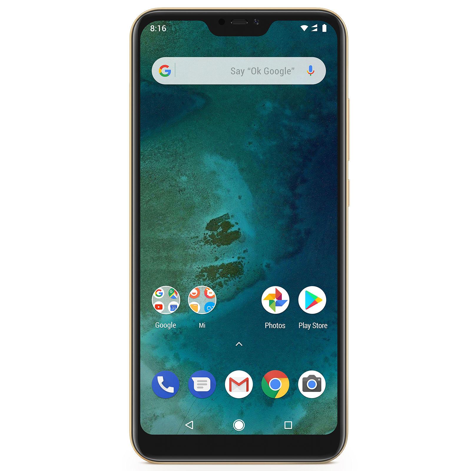 Xiaomi Mi A2 Lite Or (64 Go)