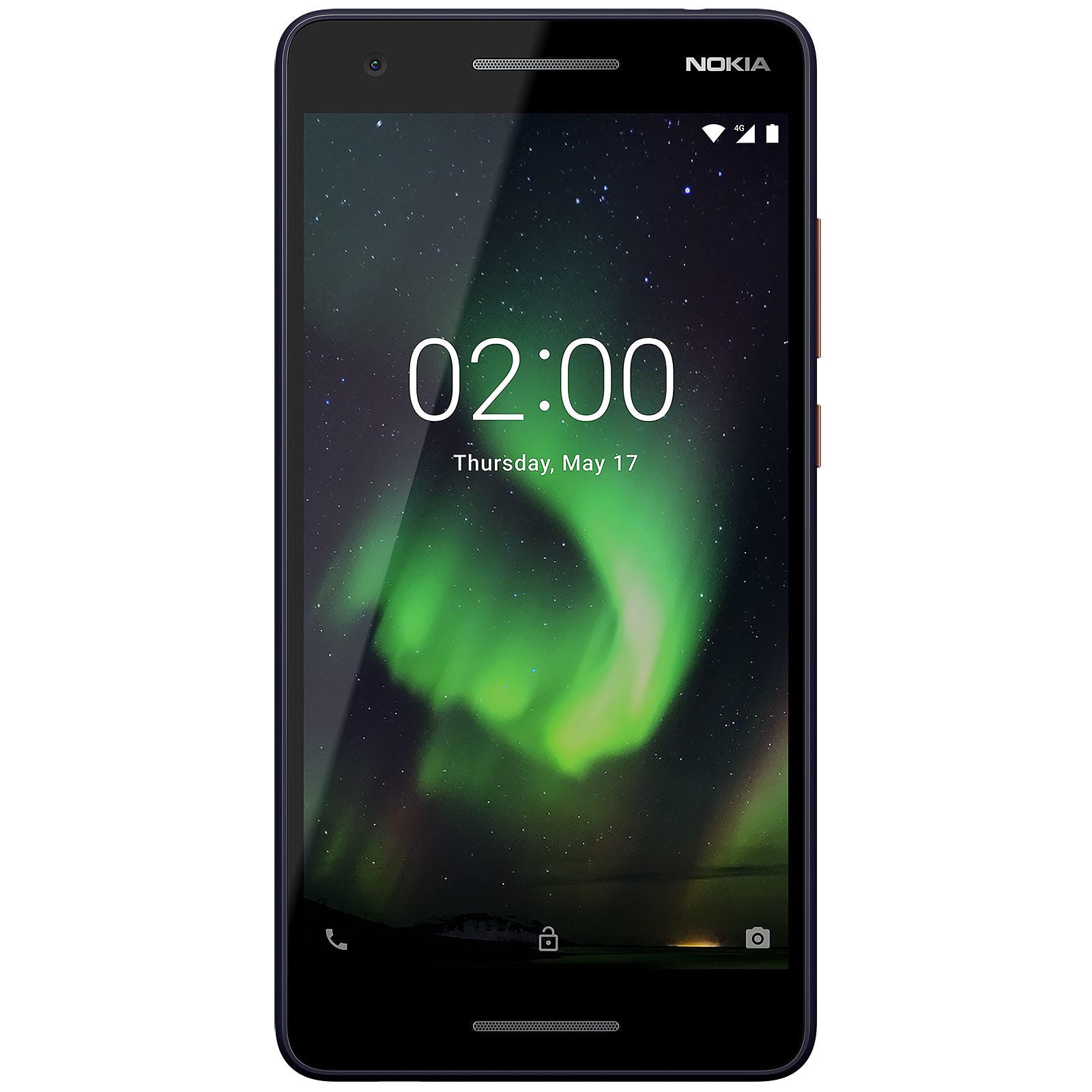 Nokia 2.1 Bleu/Cuivre