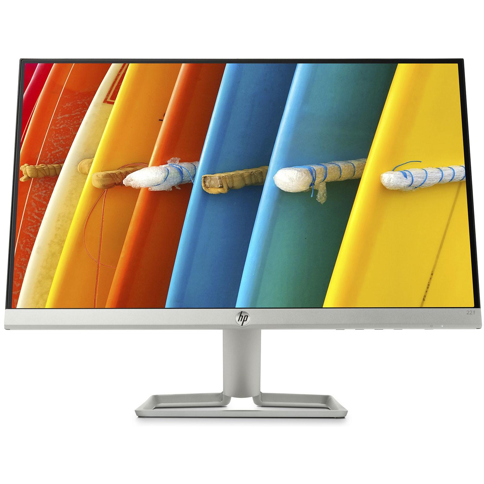 """HP 21.5"""" LED - 22f - Ecran PC HP sur LDLC.com"""