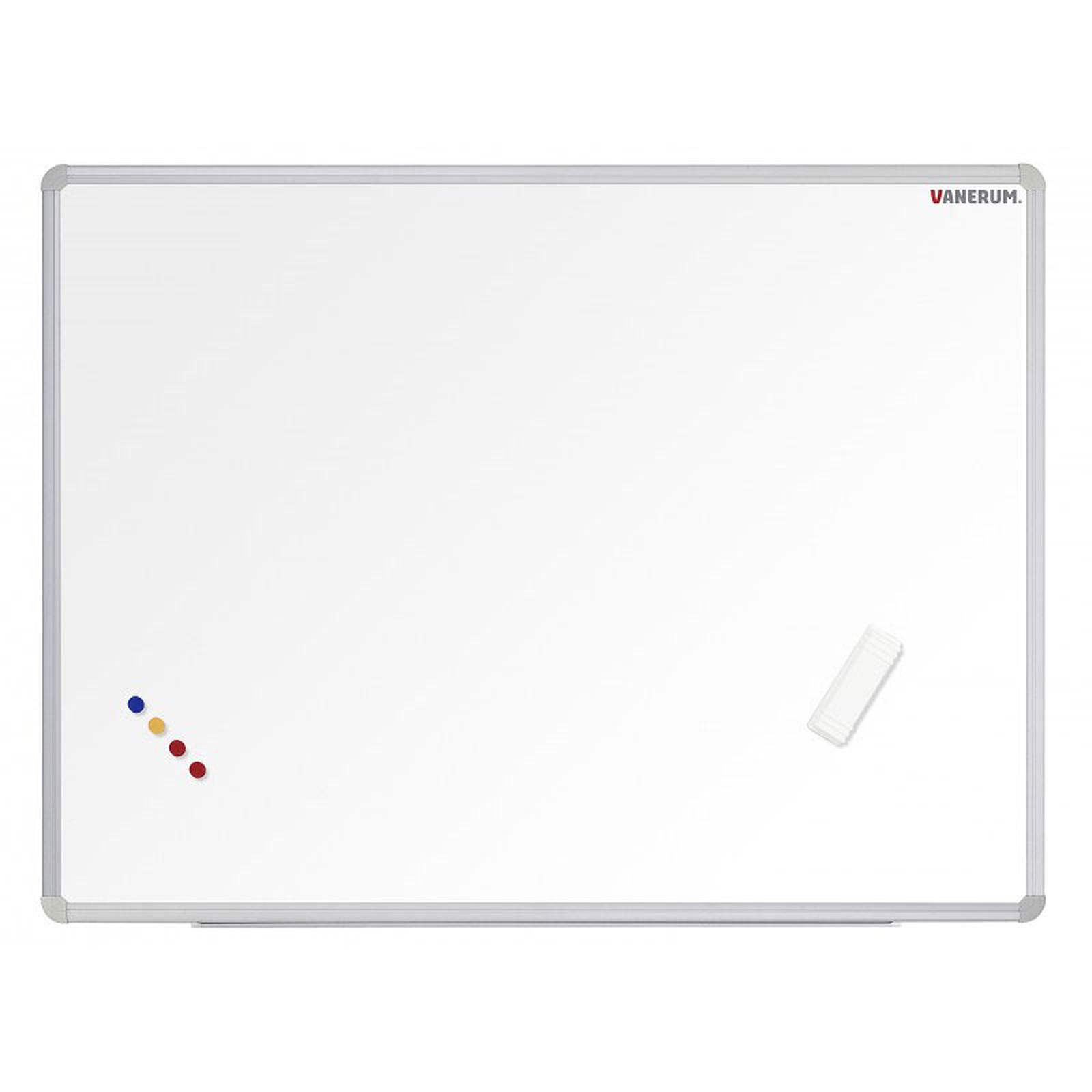 Vanerum Tableau blanc tôle laquée 200 x 120 cm