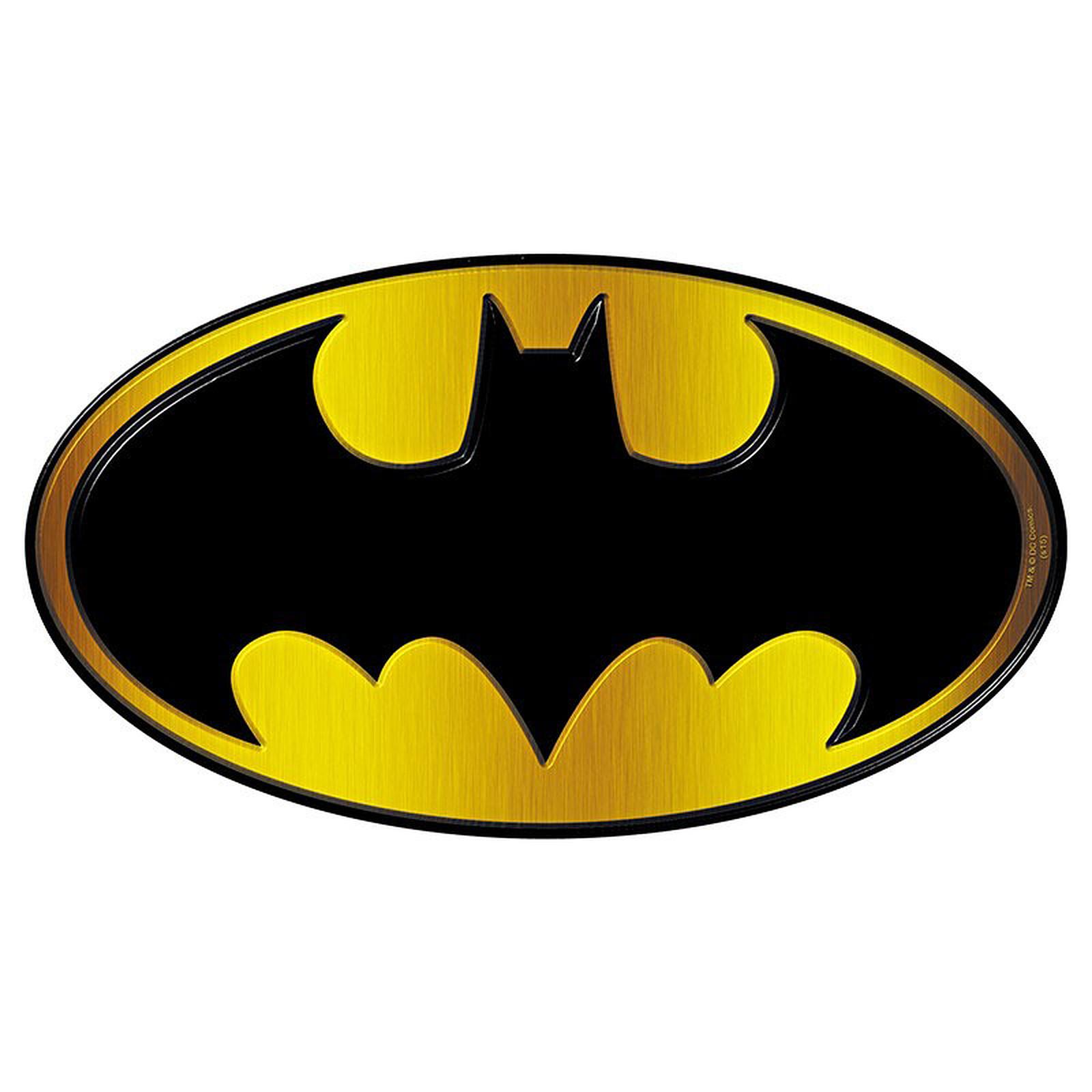 Tapis Batman Logo