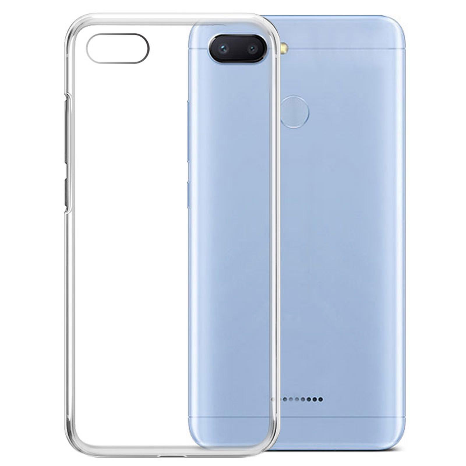 Akashi Xiaomi Redmi 6 Transparent funda