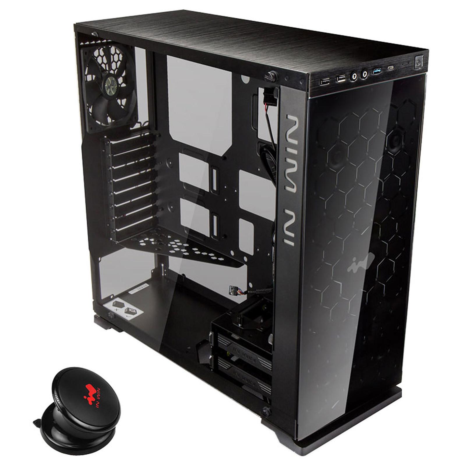 IN WIN 805C Black + iEar