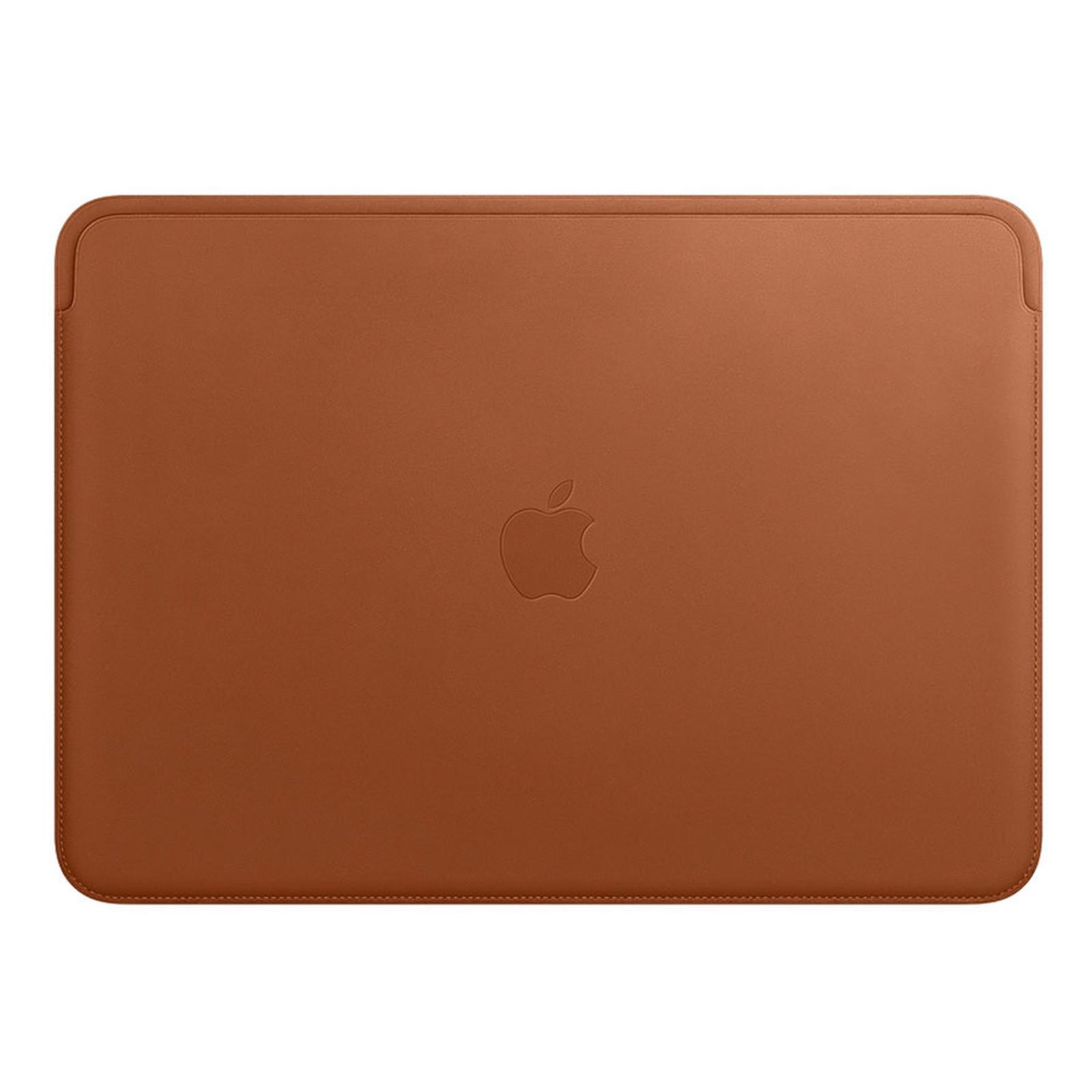 """Apple Housse Cuir MacBook Pro 15"""" Havane"""