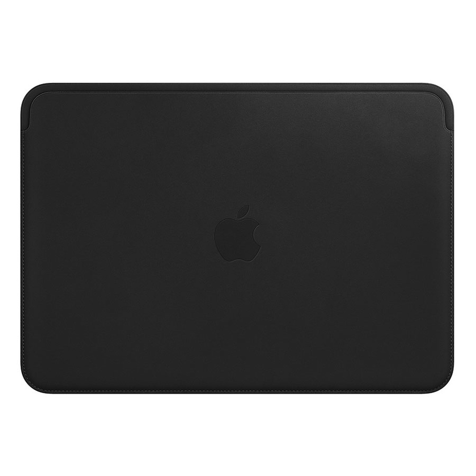 "Apple Housse Cuir MacBook 12"" Noir"