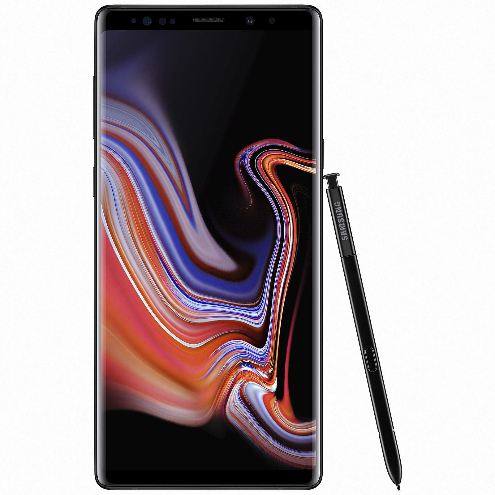 Samsung Galaxy Note 9 SM-N960 Noir Profond (8 Go / 512 Go)