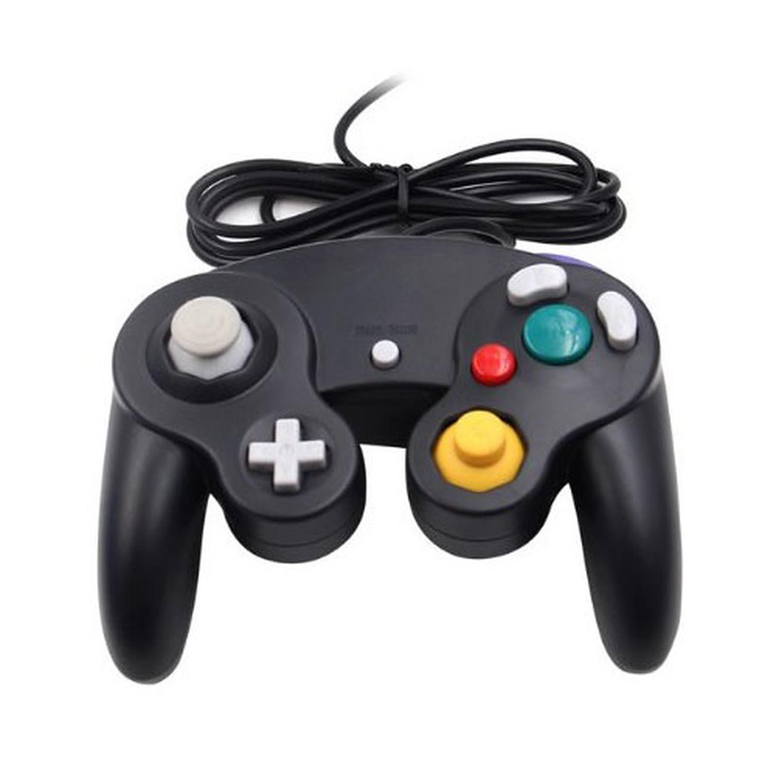 Mando USB para rétrogaming (GameCube)