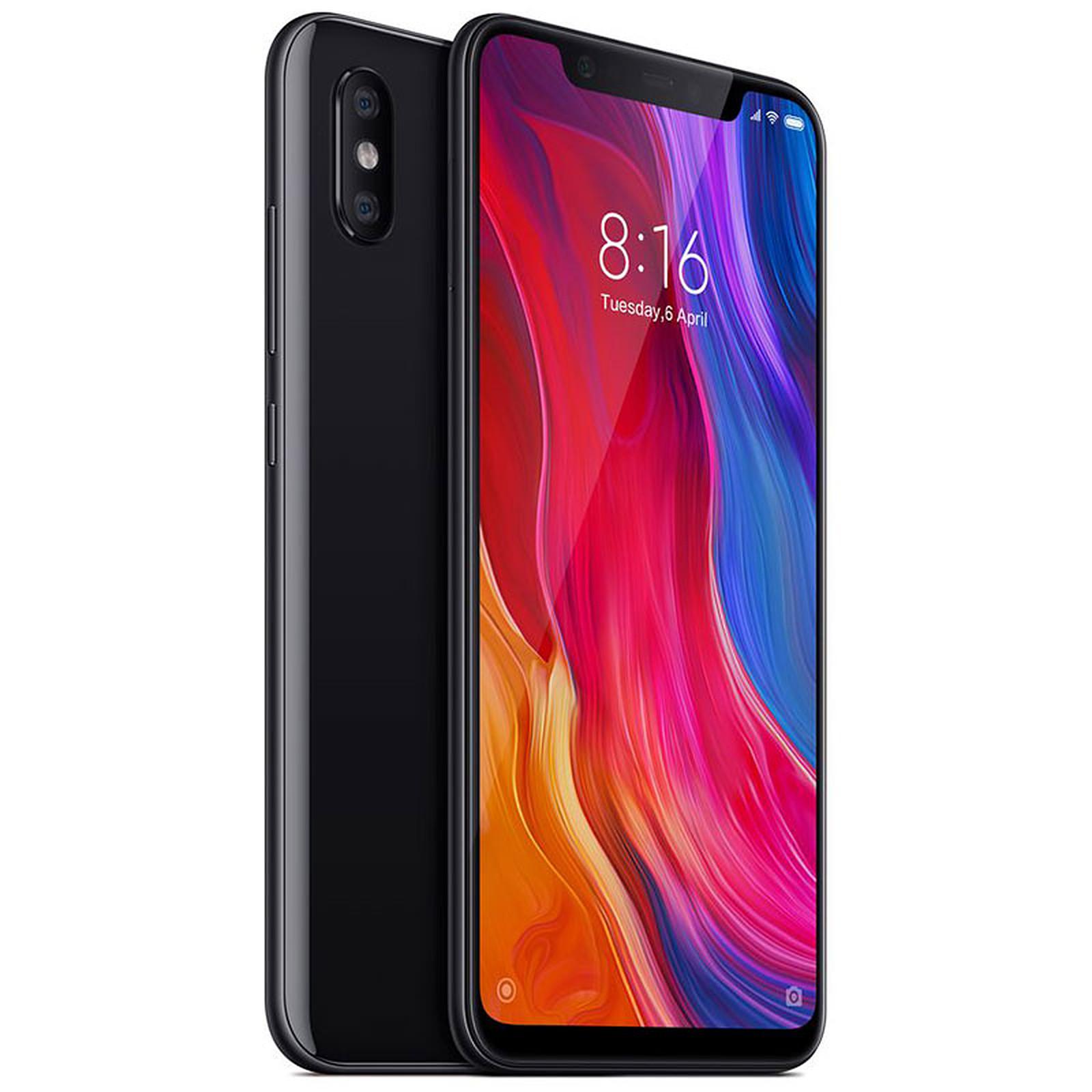 Xiaomi Mi 8 Noir (64 Go)