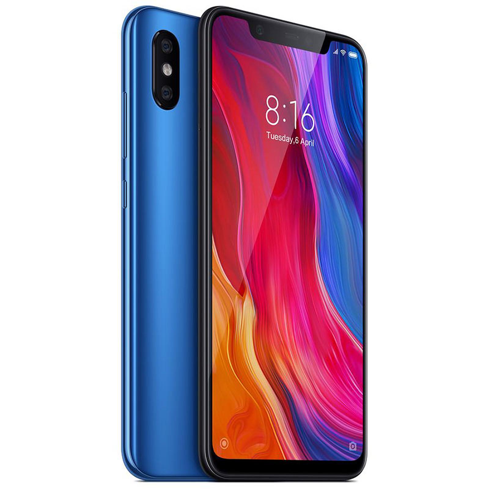 Xiaomi Mi 8 Bleu (128 Go)