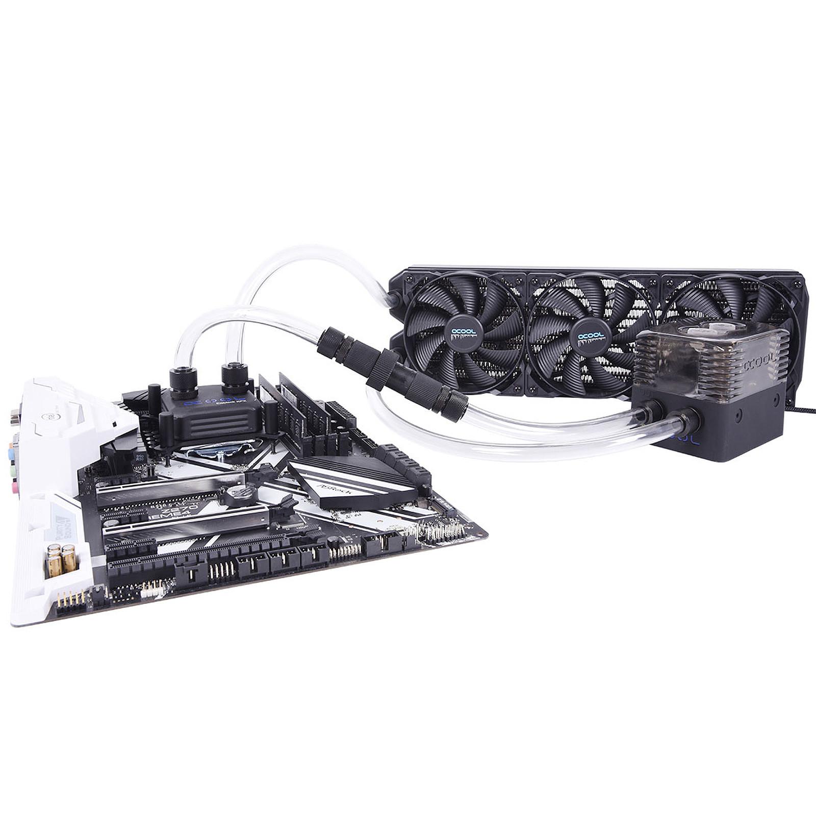 Alphacool Eissturm Gaming Copper 30 3x120mm