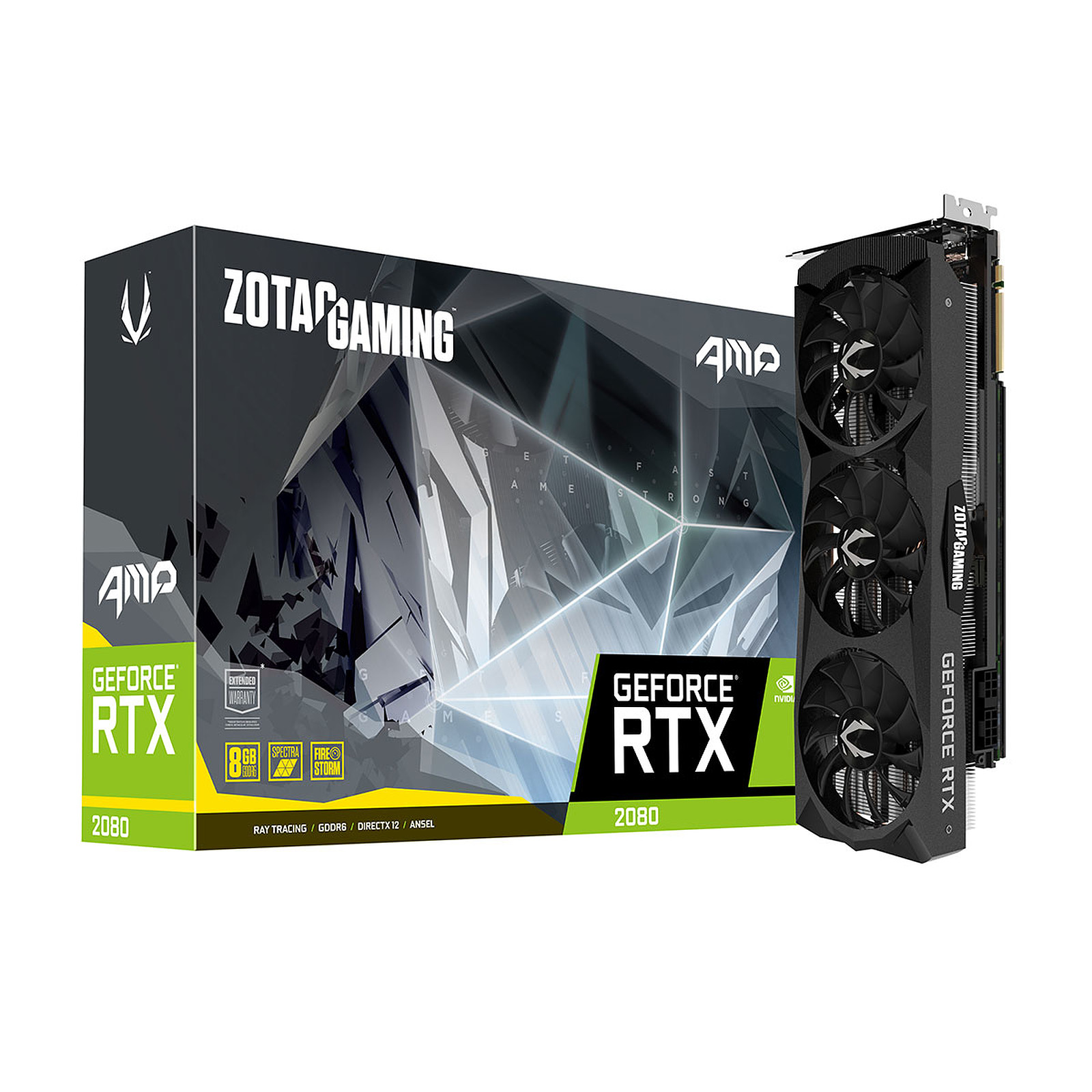 ZOTAC GeForce RTX 2080 AMP! Edition