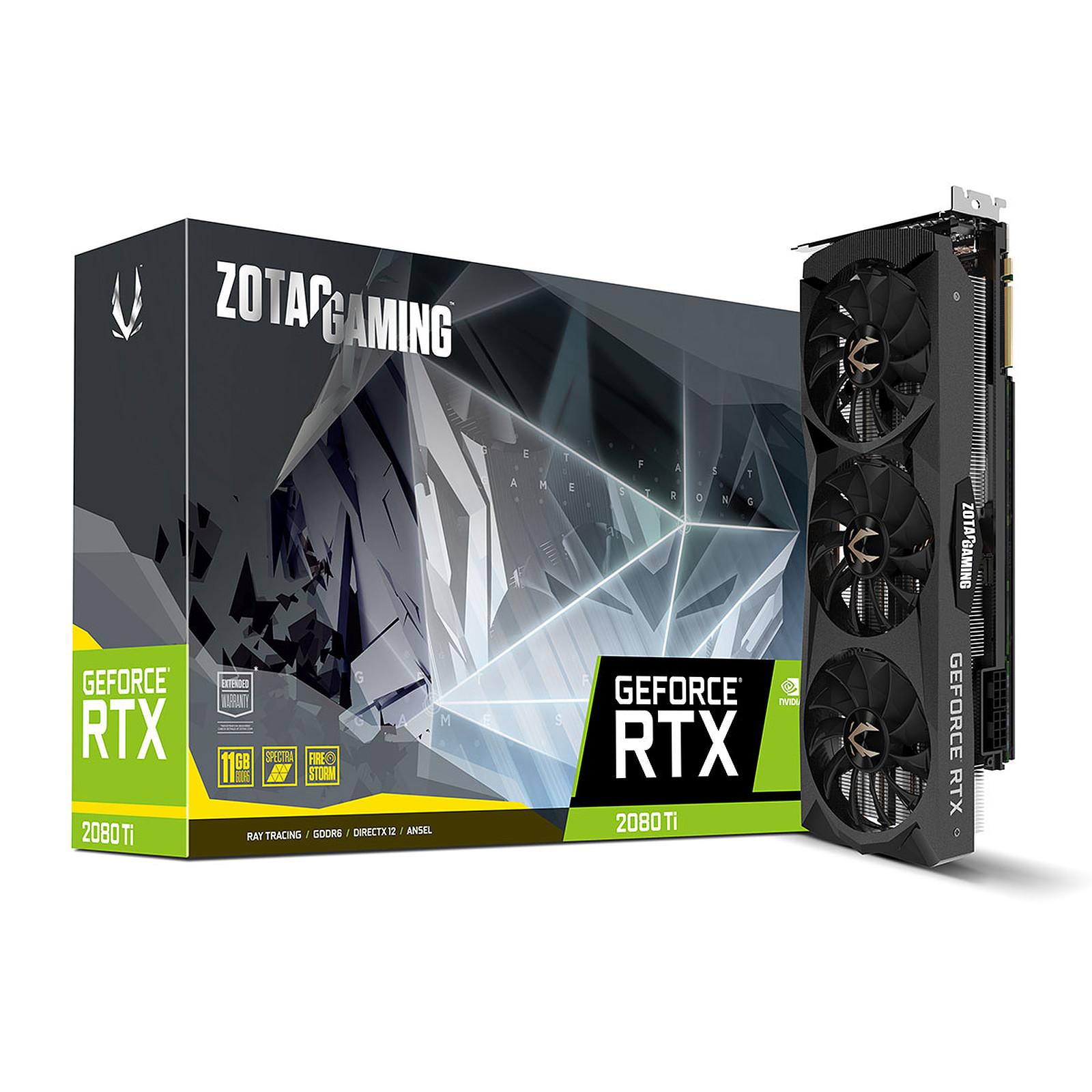 ZOTAC GeForce RTX 2080 Ti 11GB