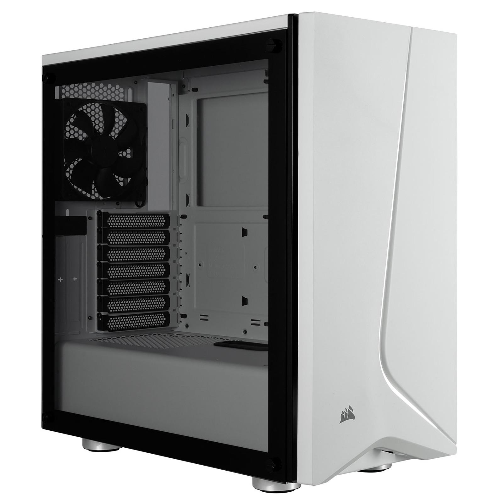 Corsair Carbide SPEC-06 TG Blanc