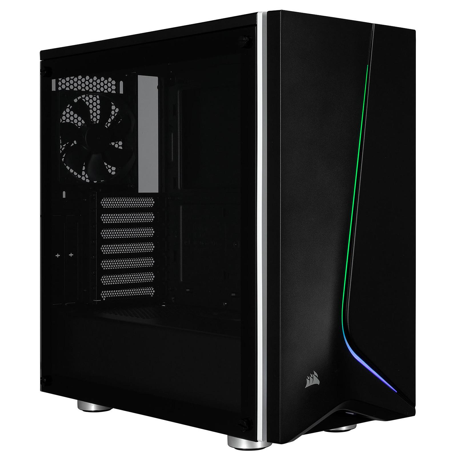 Corsair Carbide SPEC-06 RGB TG Noir