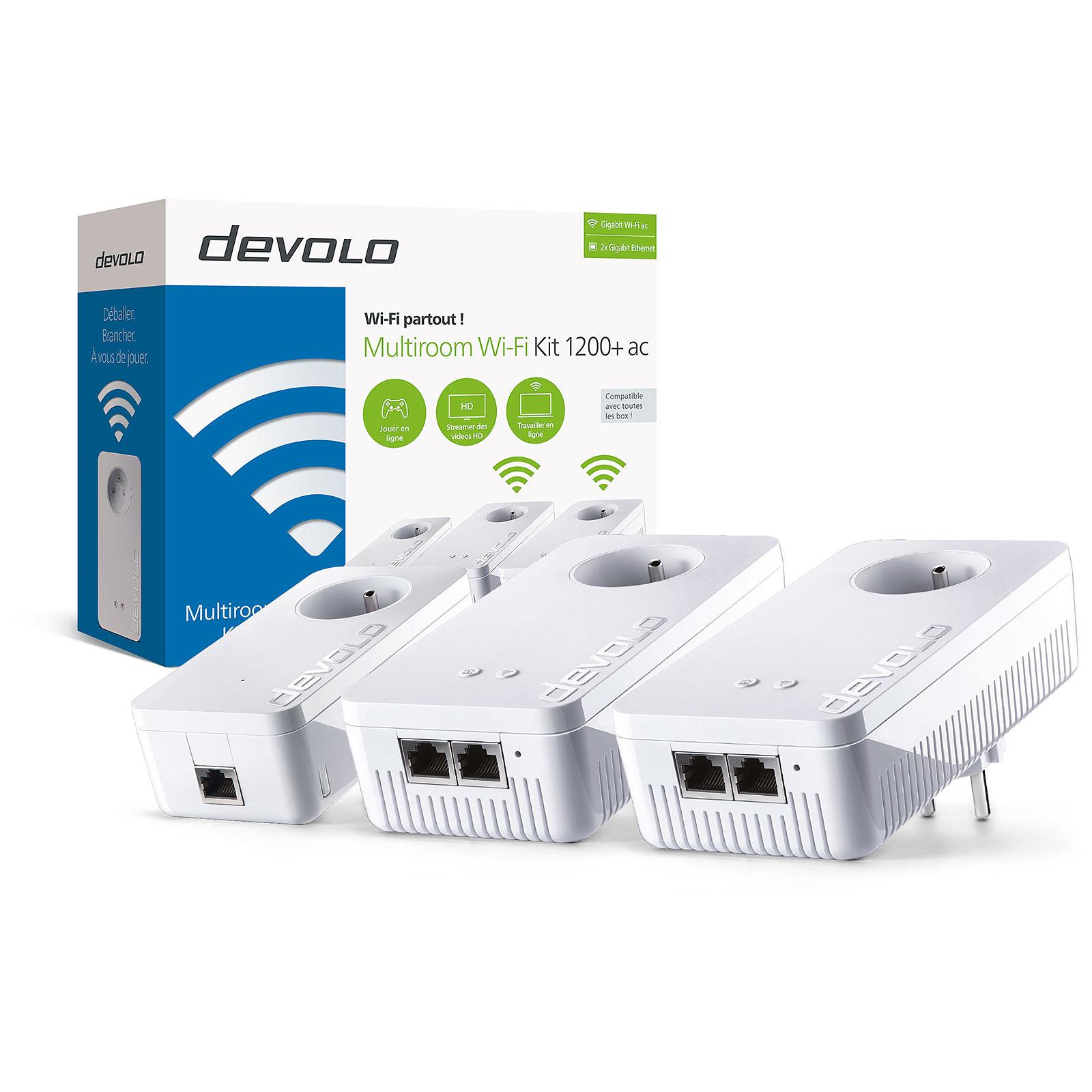 Devolo Multiroom Wi-Fi Kit 1200+ ac
