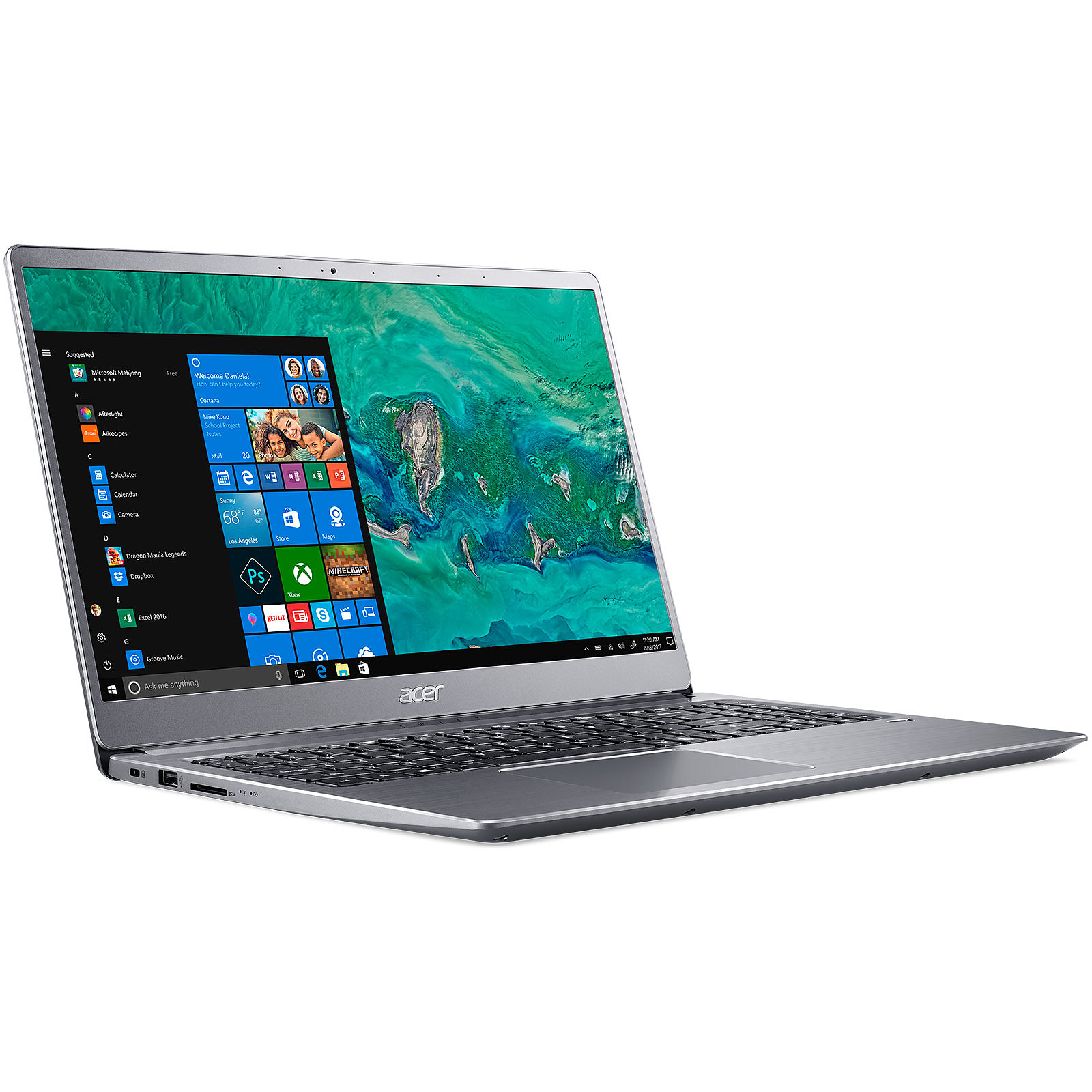 Acer Swift 3 SF315-52-51M9 Gris