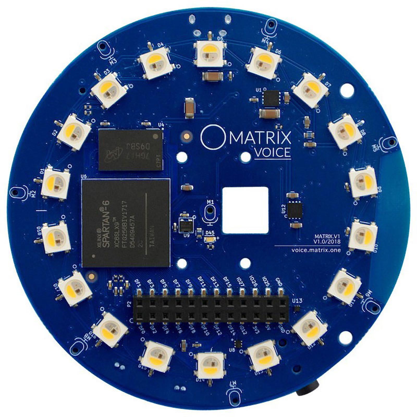 Matrix Labs Matrix Voice Wi-Fi