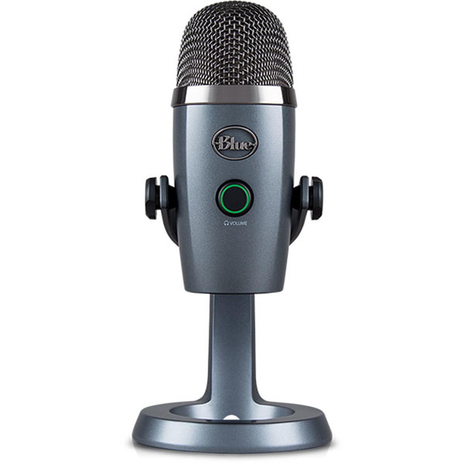 Blue Microphones Yeti Nano Argent