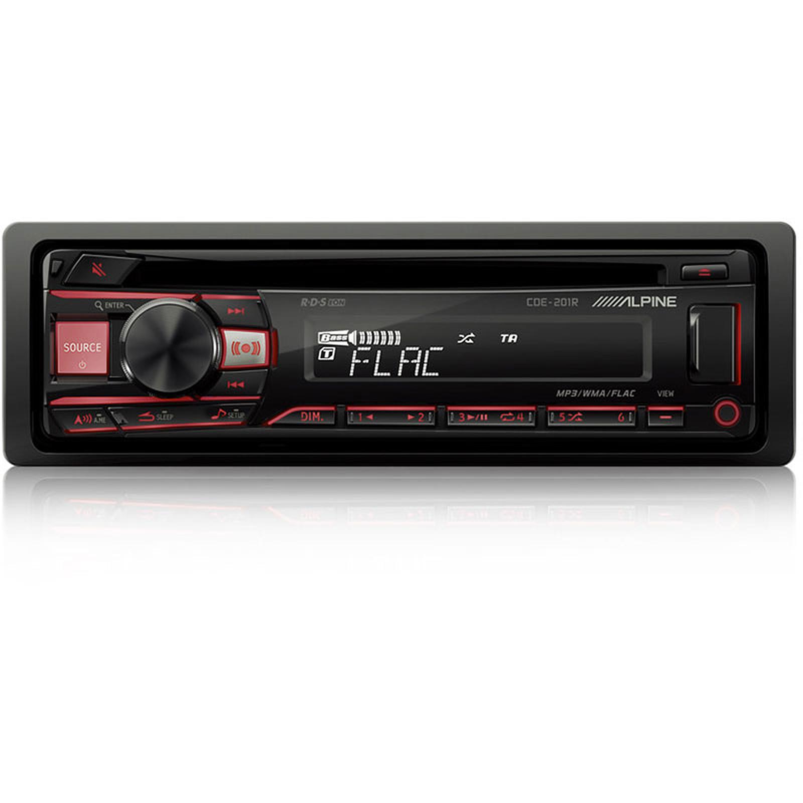 Alpine CDE-201R