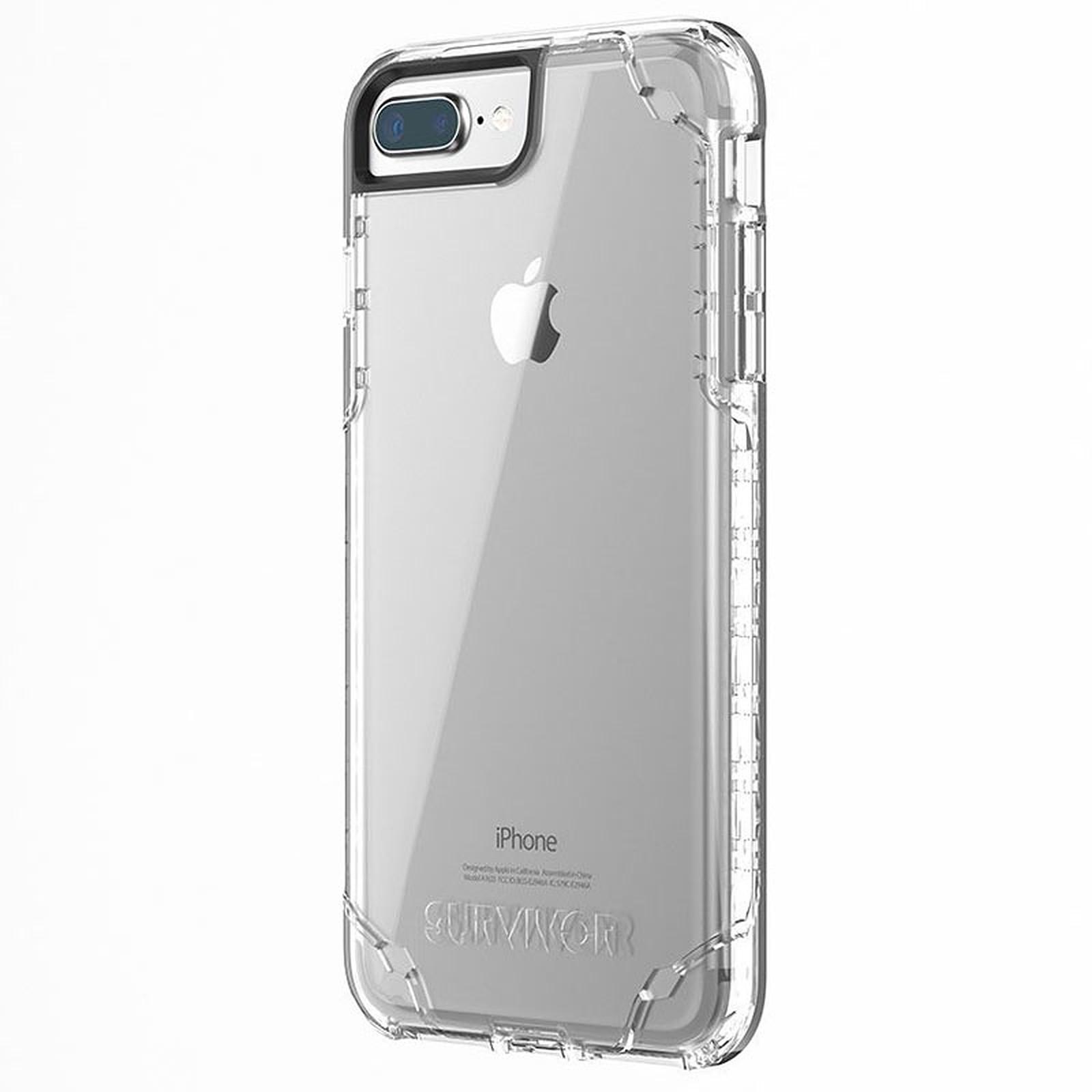 Griffin Survivor Strong Transparent iPhone 6 Plus, 6s Plus, 7 Plus, 8 Plus 5b3421acb217