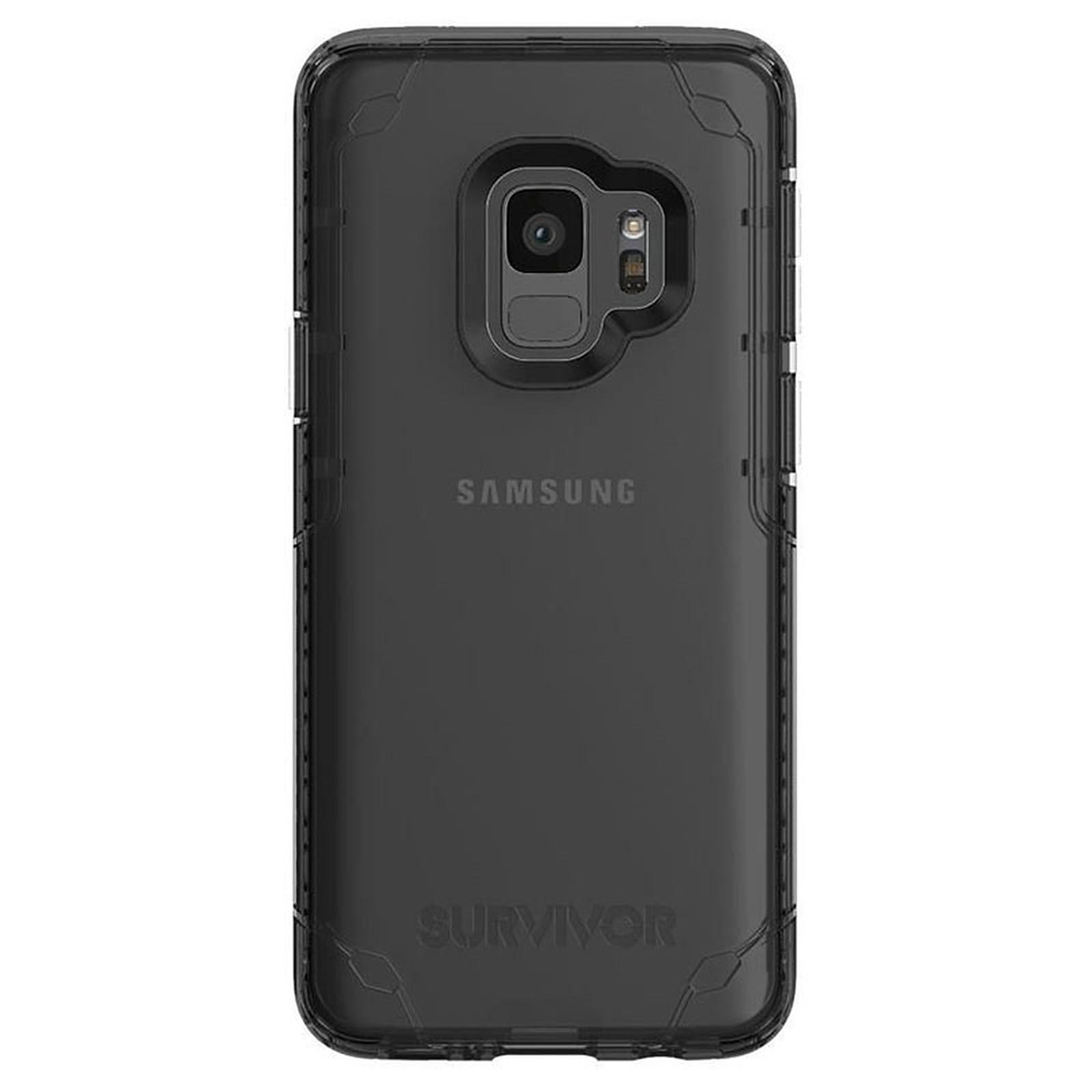 Griffin Survivor Strong Transparent Galaxy S9
