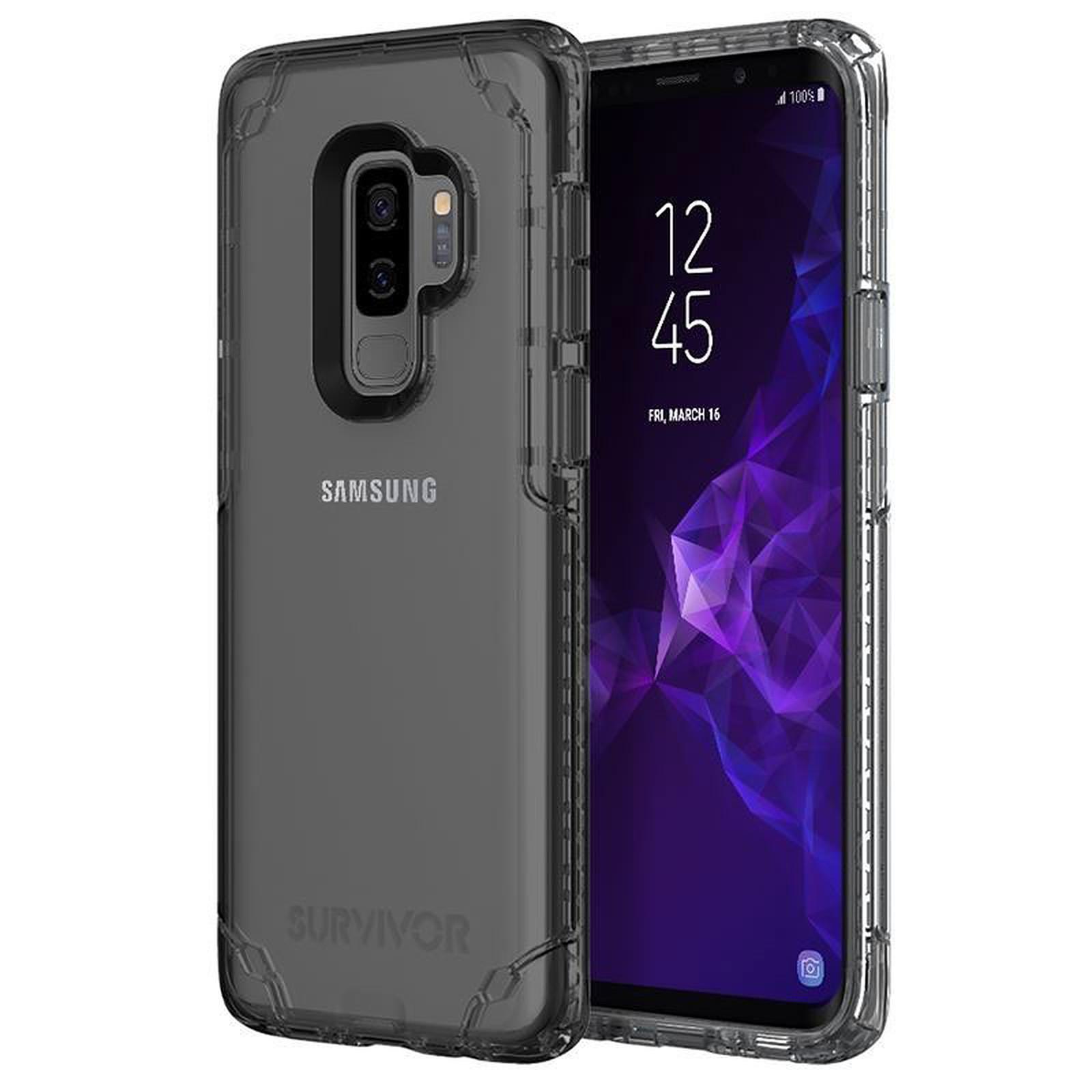 Griffin Survivor Strong Transparente Galaxy S9+