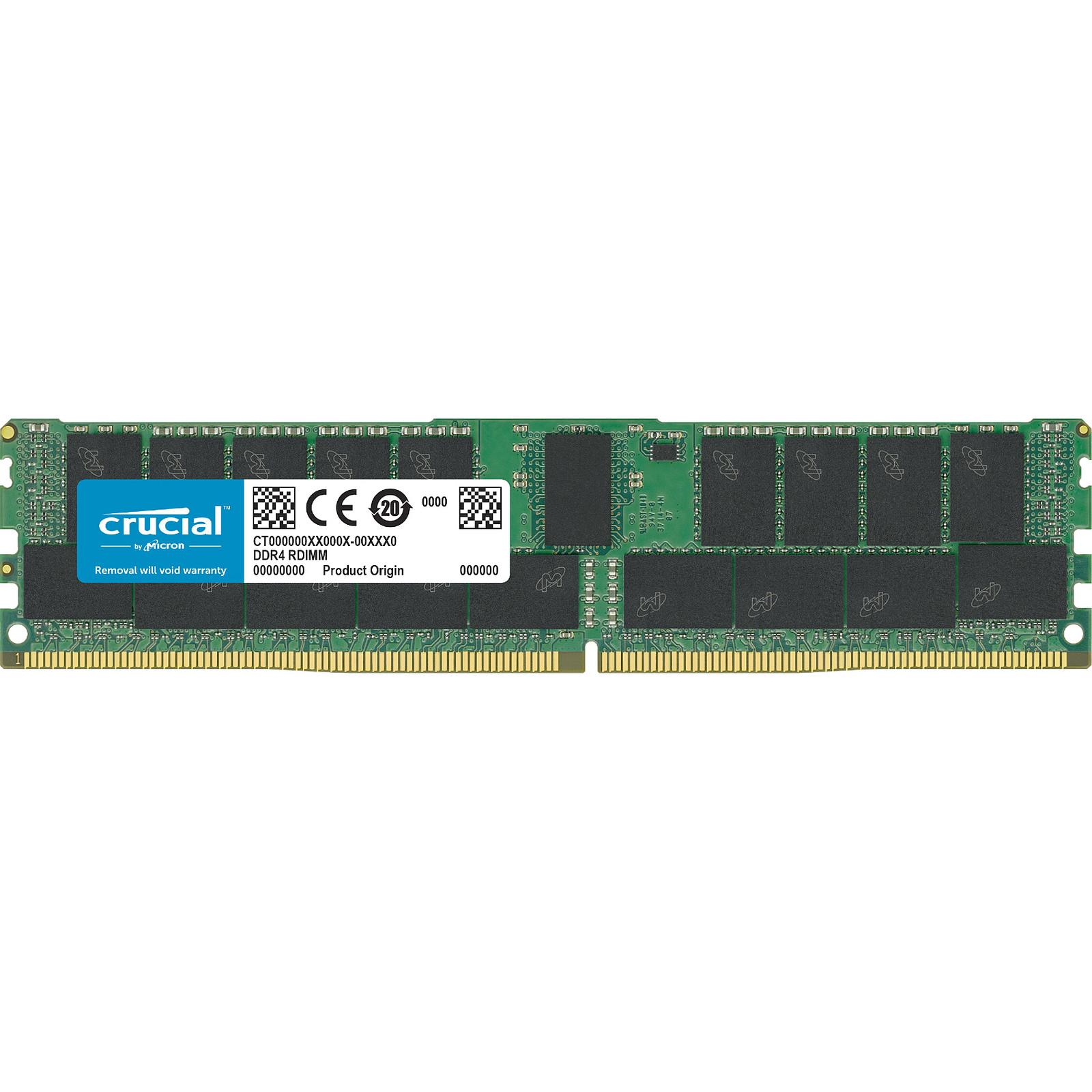 Crucial DDR4 32 Go (1 x 32 Go) 2933 MHz ECC Registered CL21 DR X4