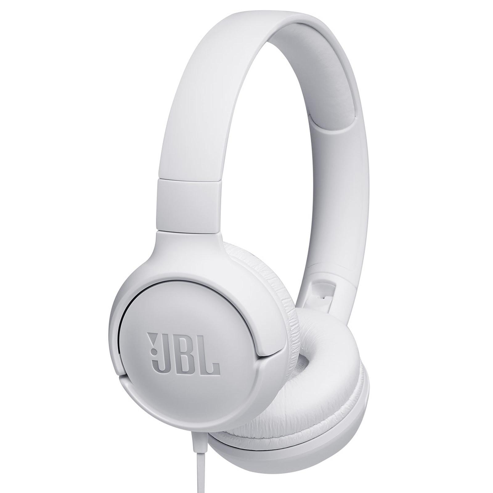 JBL TUNE 500 Blanc