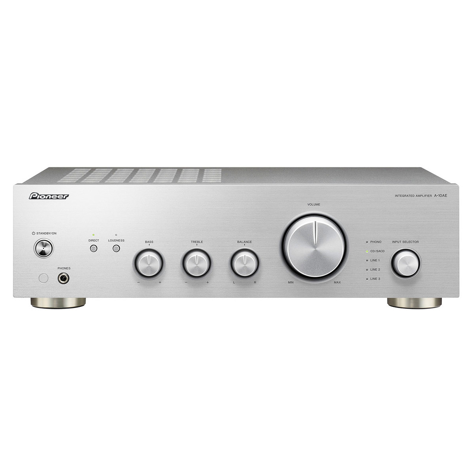 Pioneer A-10AE Argent