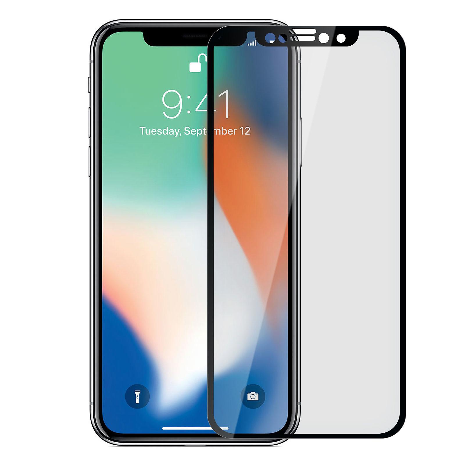 9c1c2944a40 Akashi Film Glass Empapado iPhone Xs Max Lámina protectora de vidrio  templado para Apple iPhone Xs