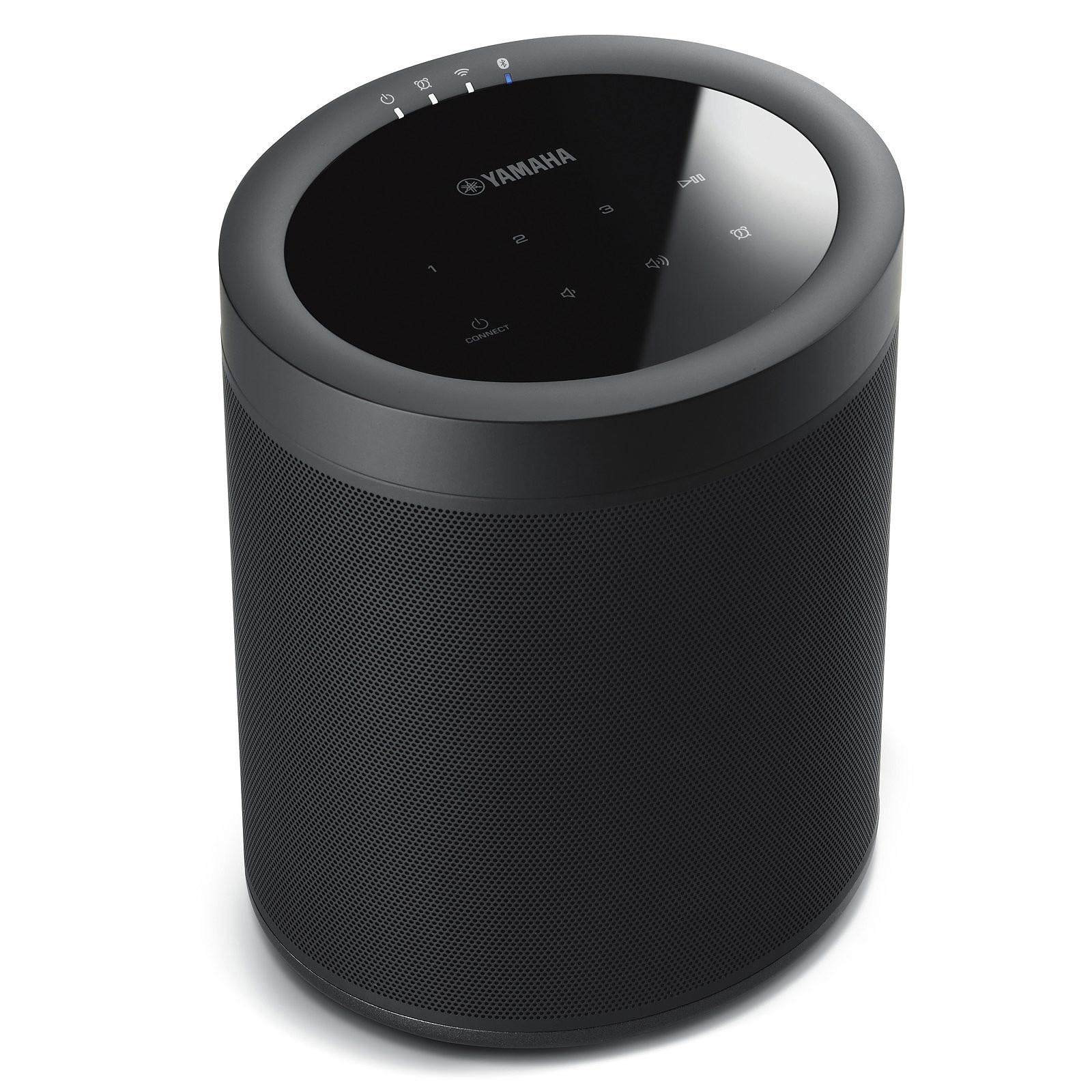 yamaha musiccast bar 400 musiccast 20 noir par paire. Black Bedroom Furniture Sets. Home Design Ideas