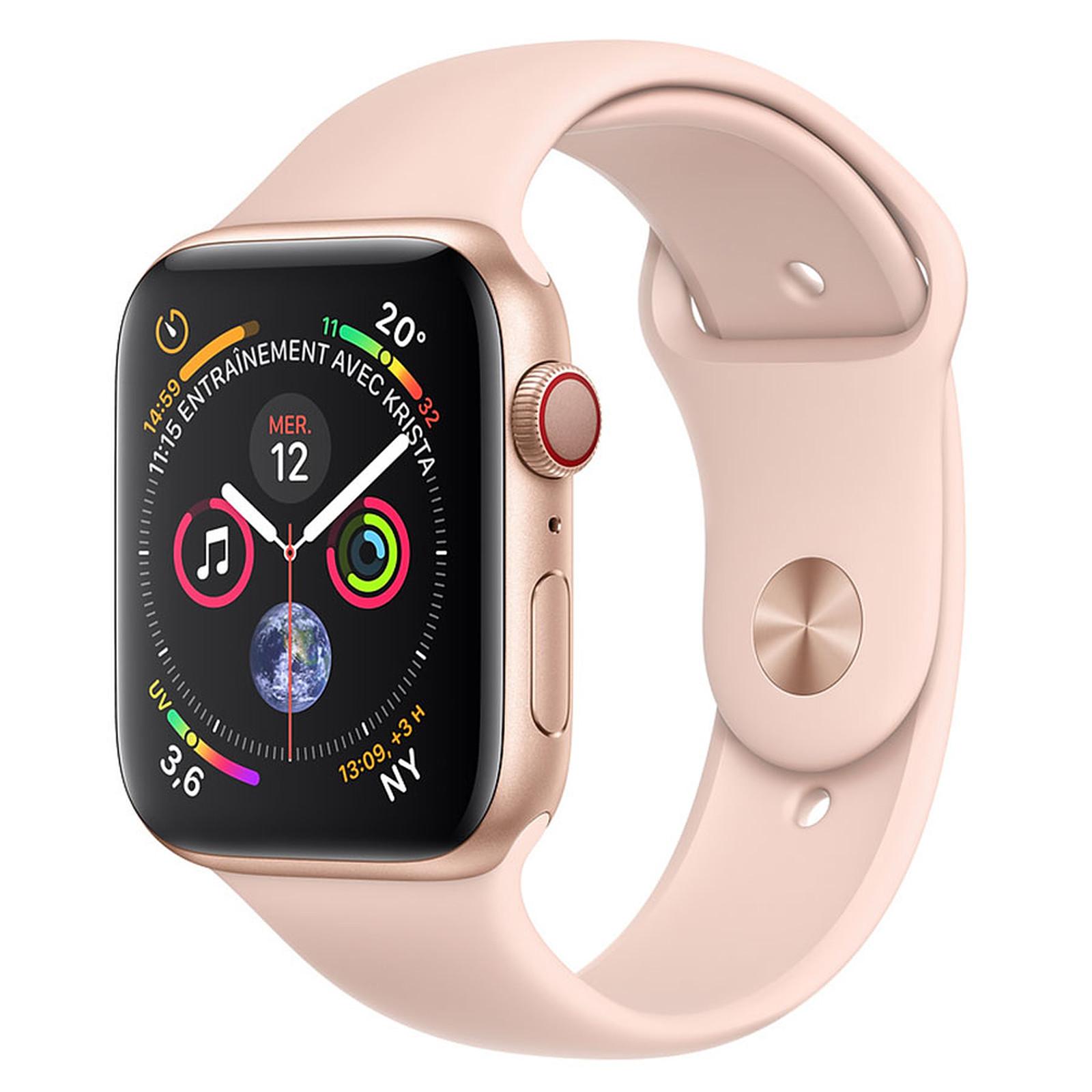 Apple Watch Series 4 GPS + Cellular Aluminium Or Sport Rose 40 mm