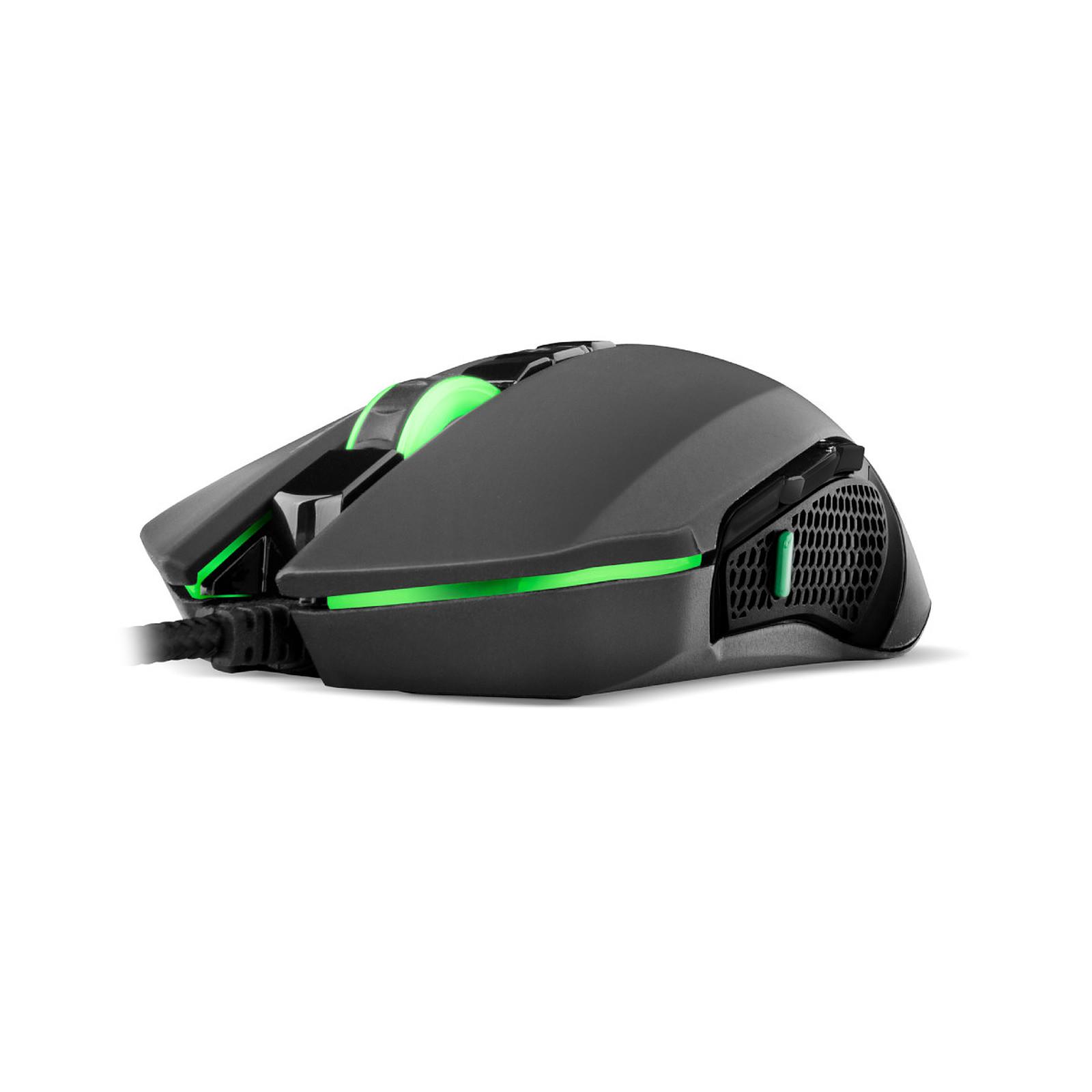 Ratón gaming BG Hunter óptico 3200 DPI