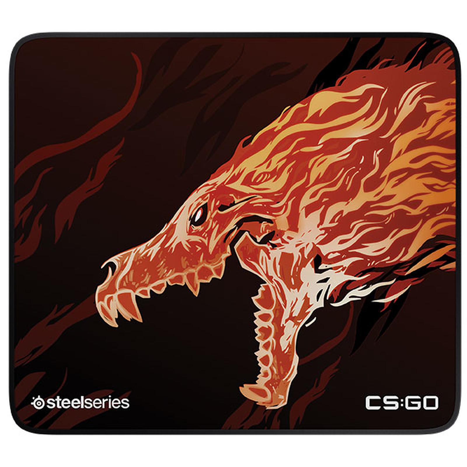 SteelSeries QcK+ (CS:Go Howl Edition)