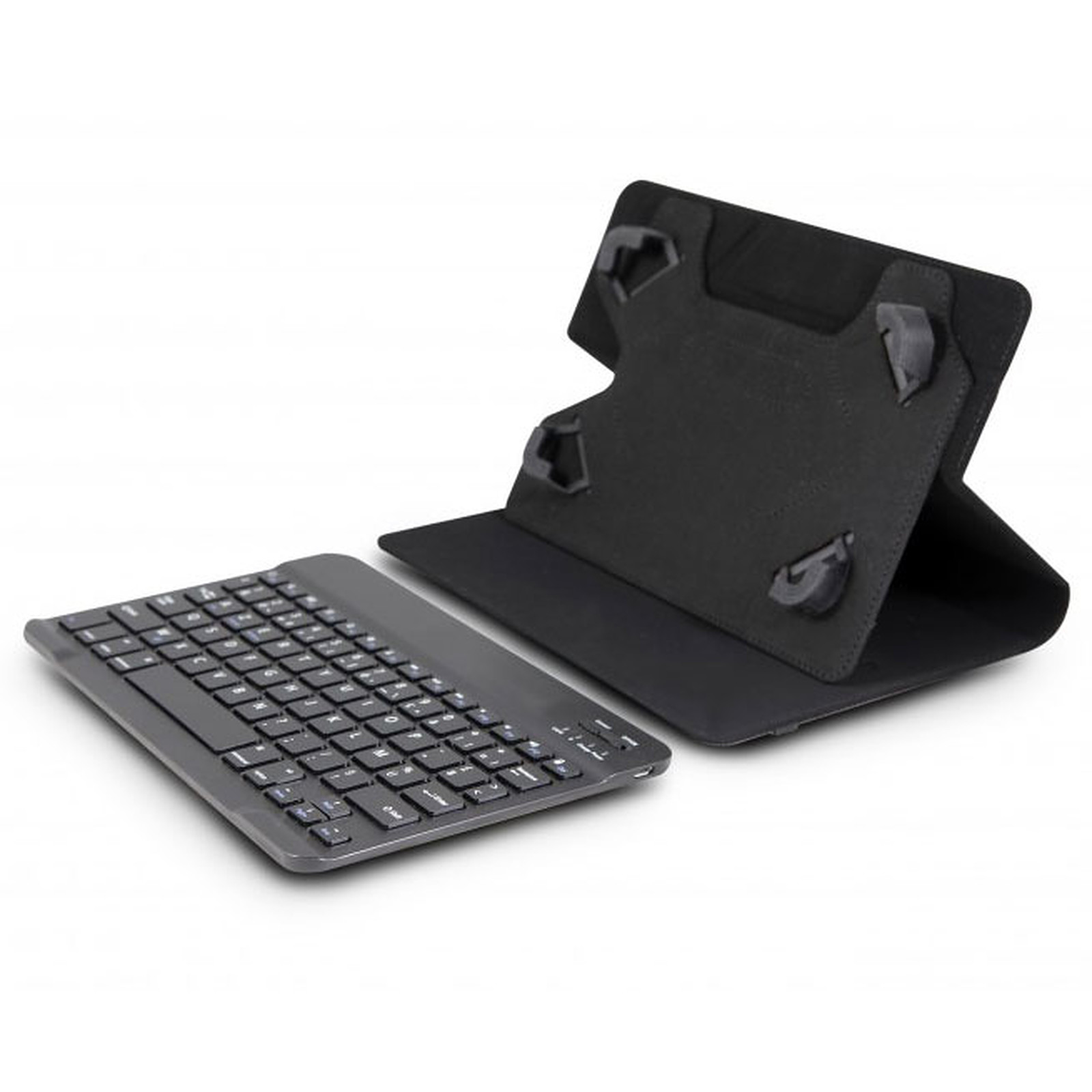 e76ea6e992f Urban Factory UNEE - PortFolio universal avec teclado para tablet 10.1 Estuche  protector y soporte universal ...