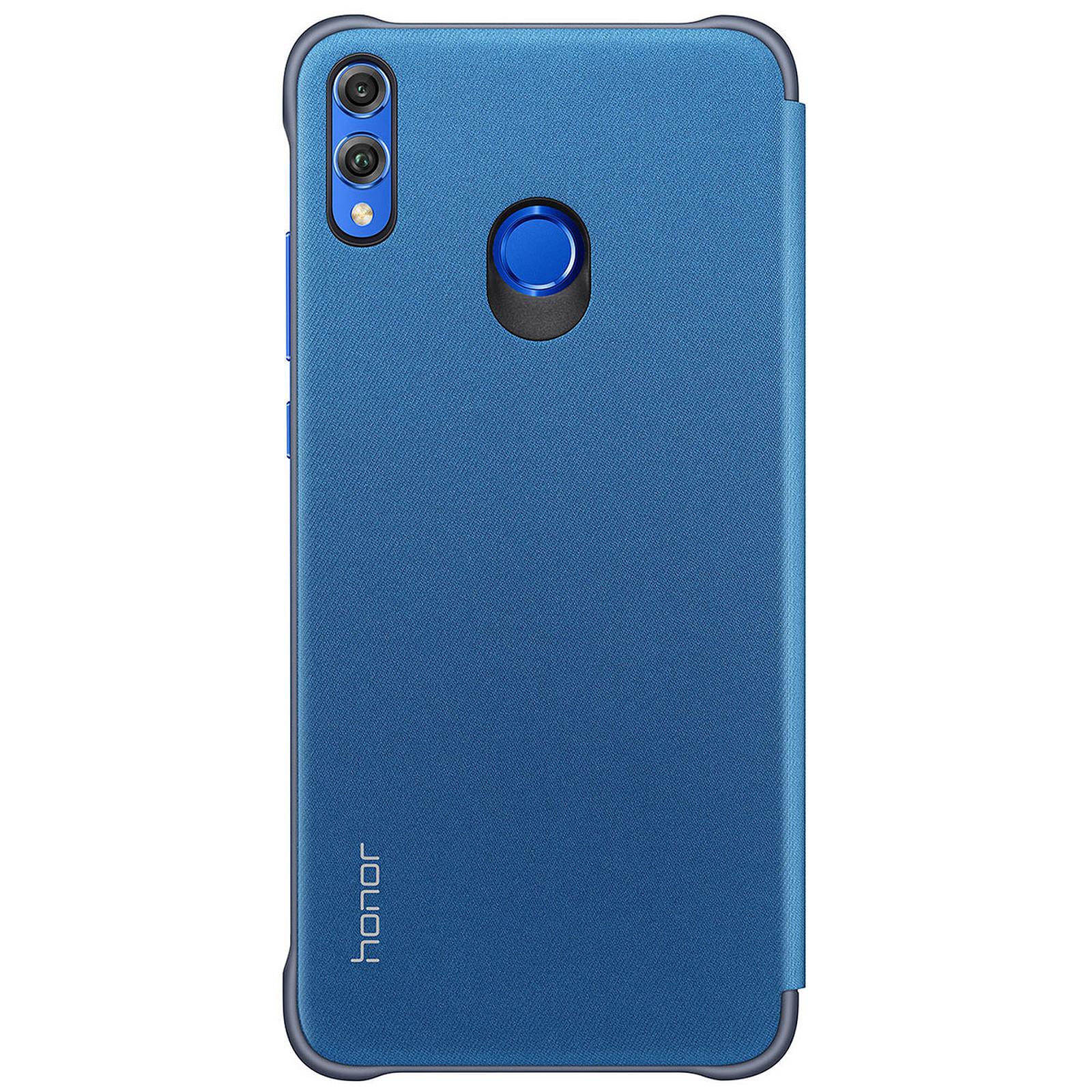 cheap for discount 6c030 a011f Honor Flip Cover Bleu Honor 8X